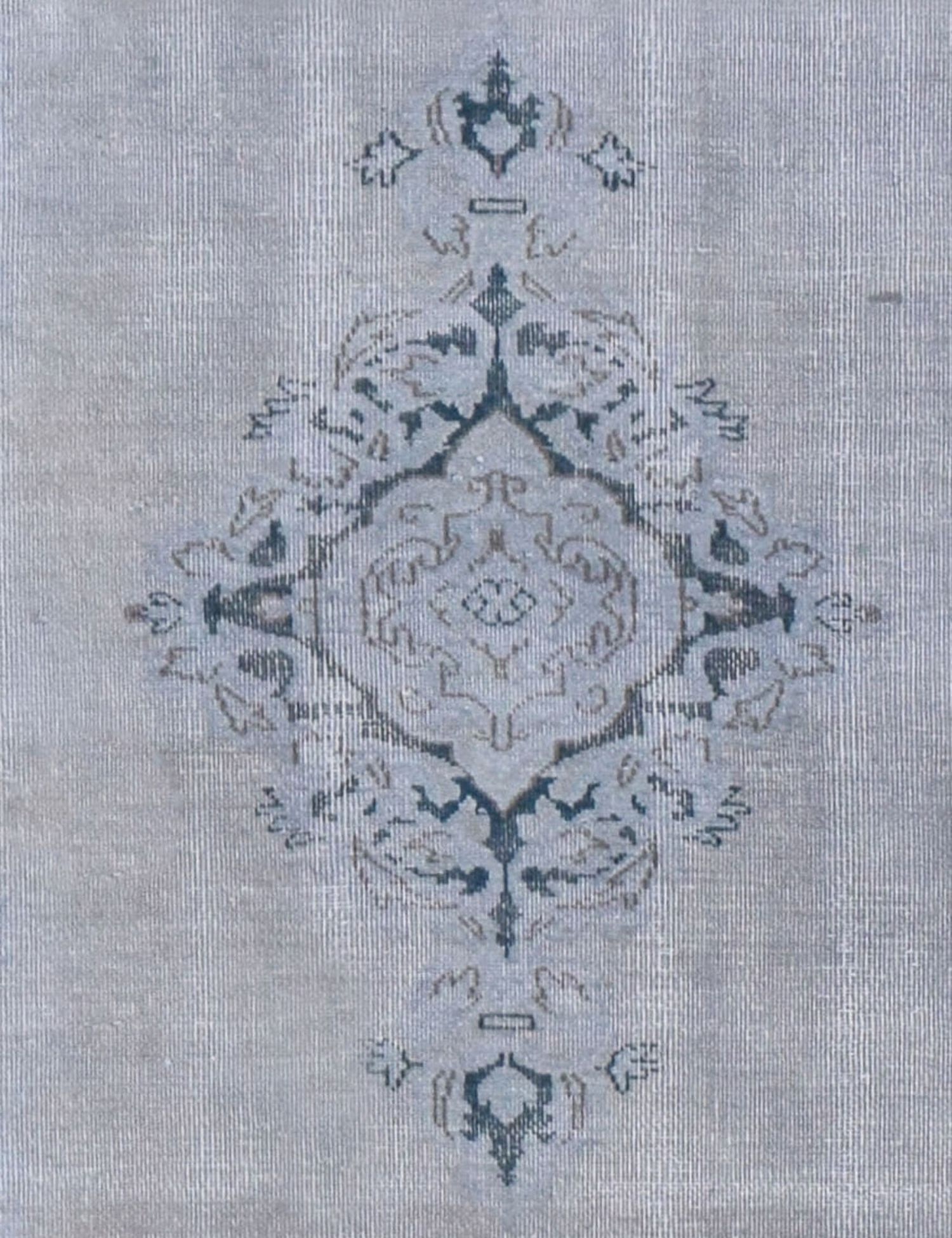 Tappeto Vintage  grigo <br/>400 x 96 cm