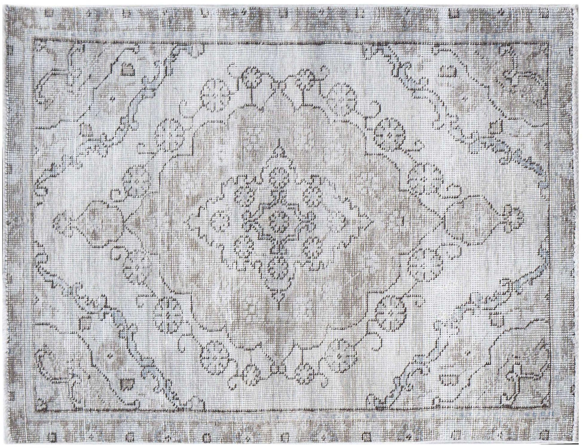Tappeto Vintage  grigo <br/>130 x 84 cm