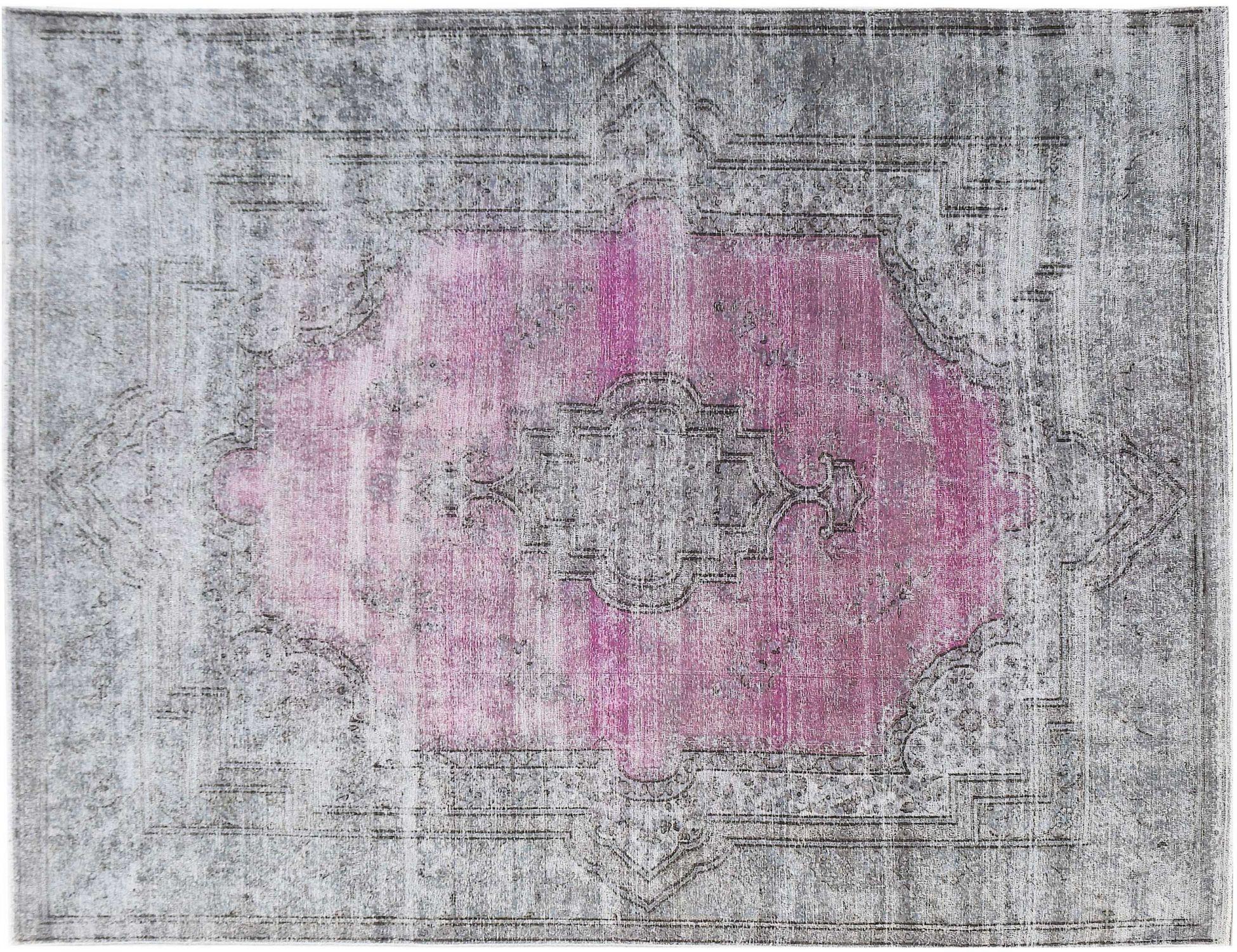 Tappeto Vintage  grigo <br/>308 x 237 cm