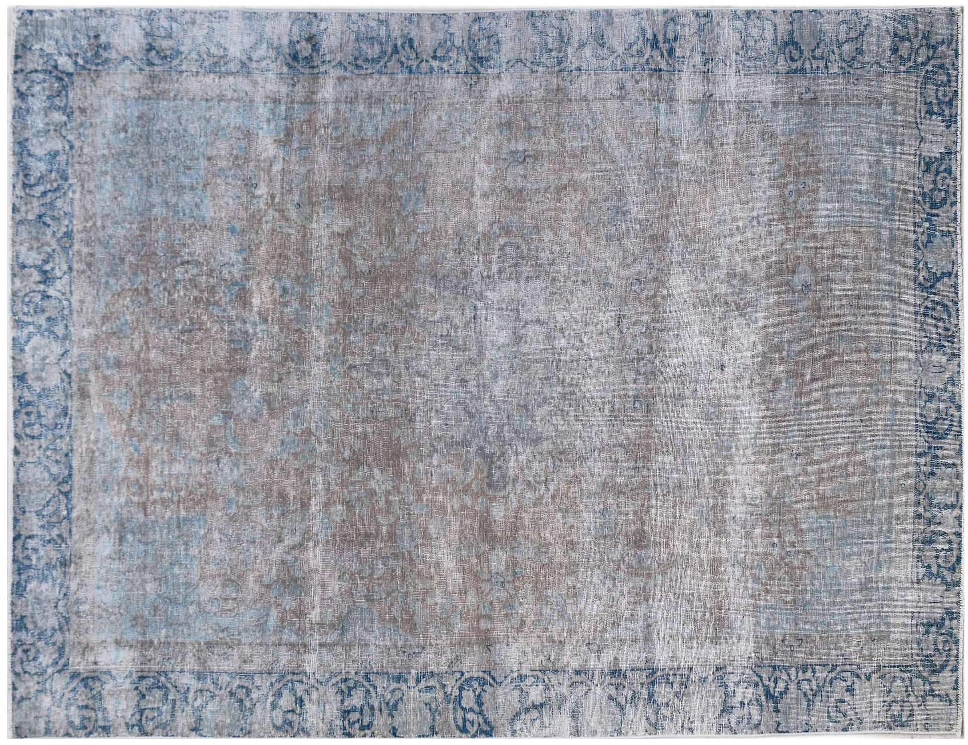 Vintage Perserteppich  blau <br/>273 x 178 cm