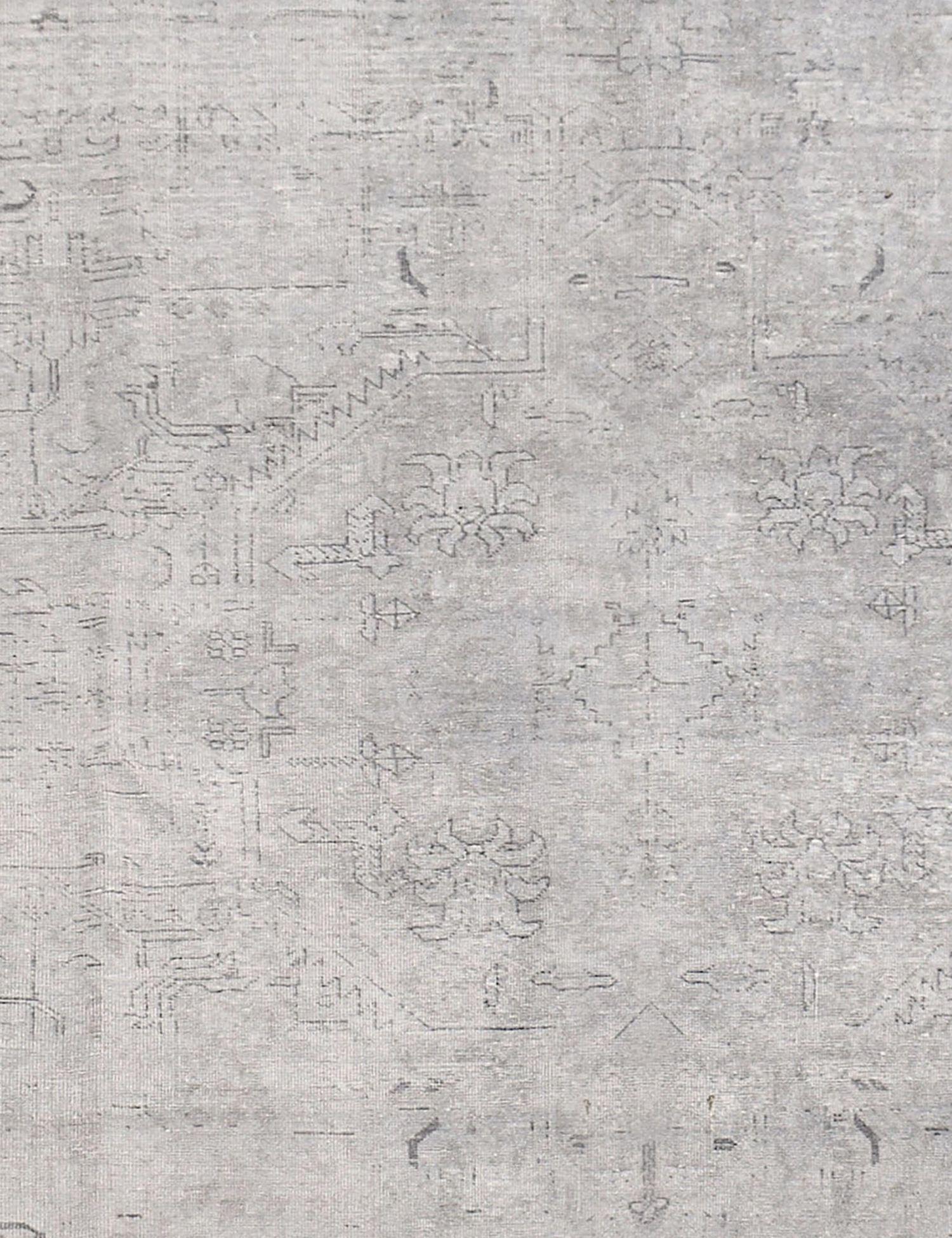 Tappeto Vintage  grigo <br/>315 x 218 cm