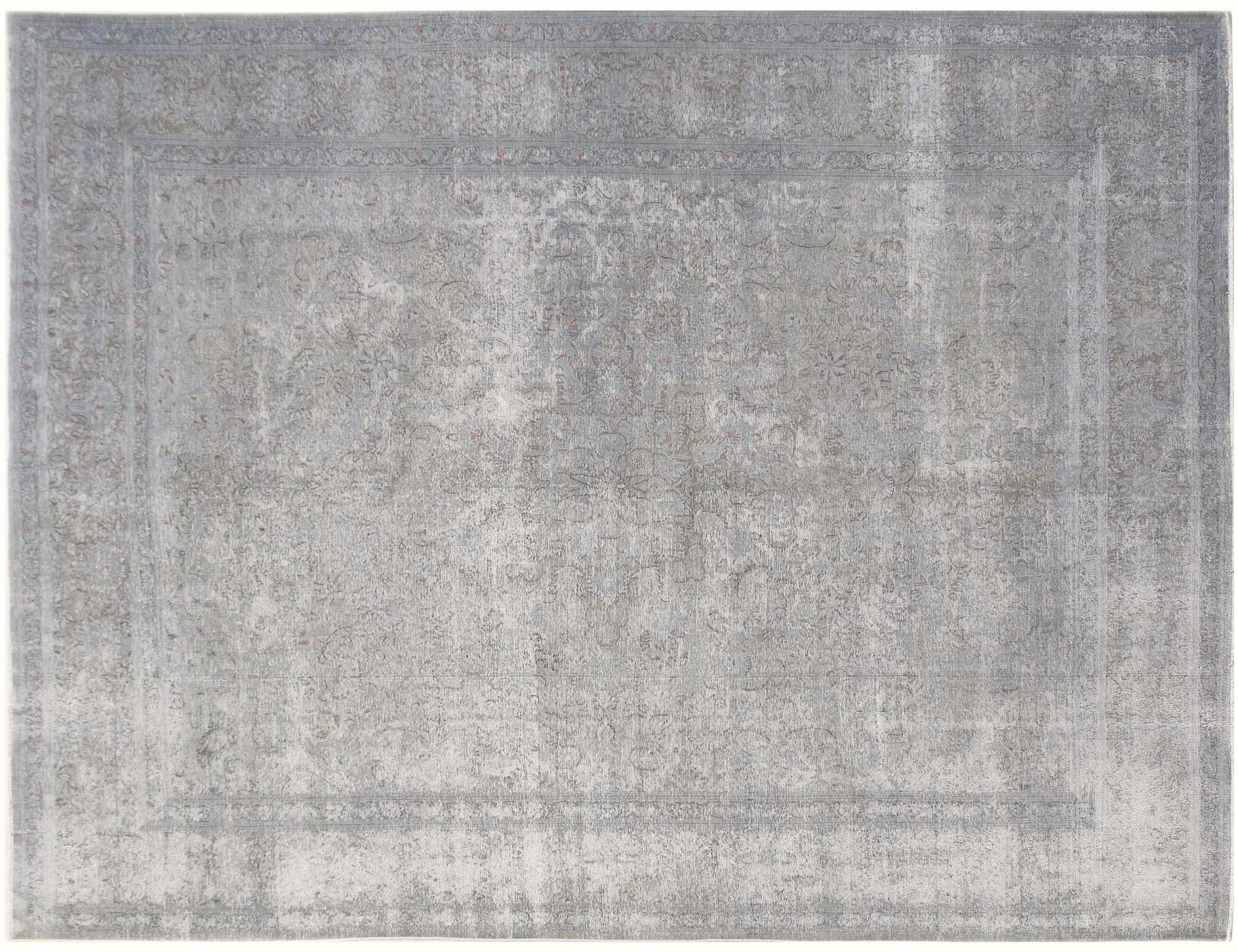 Tappeto Vintage  grigo <br/>391 x 288 cm