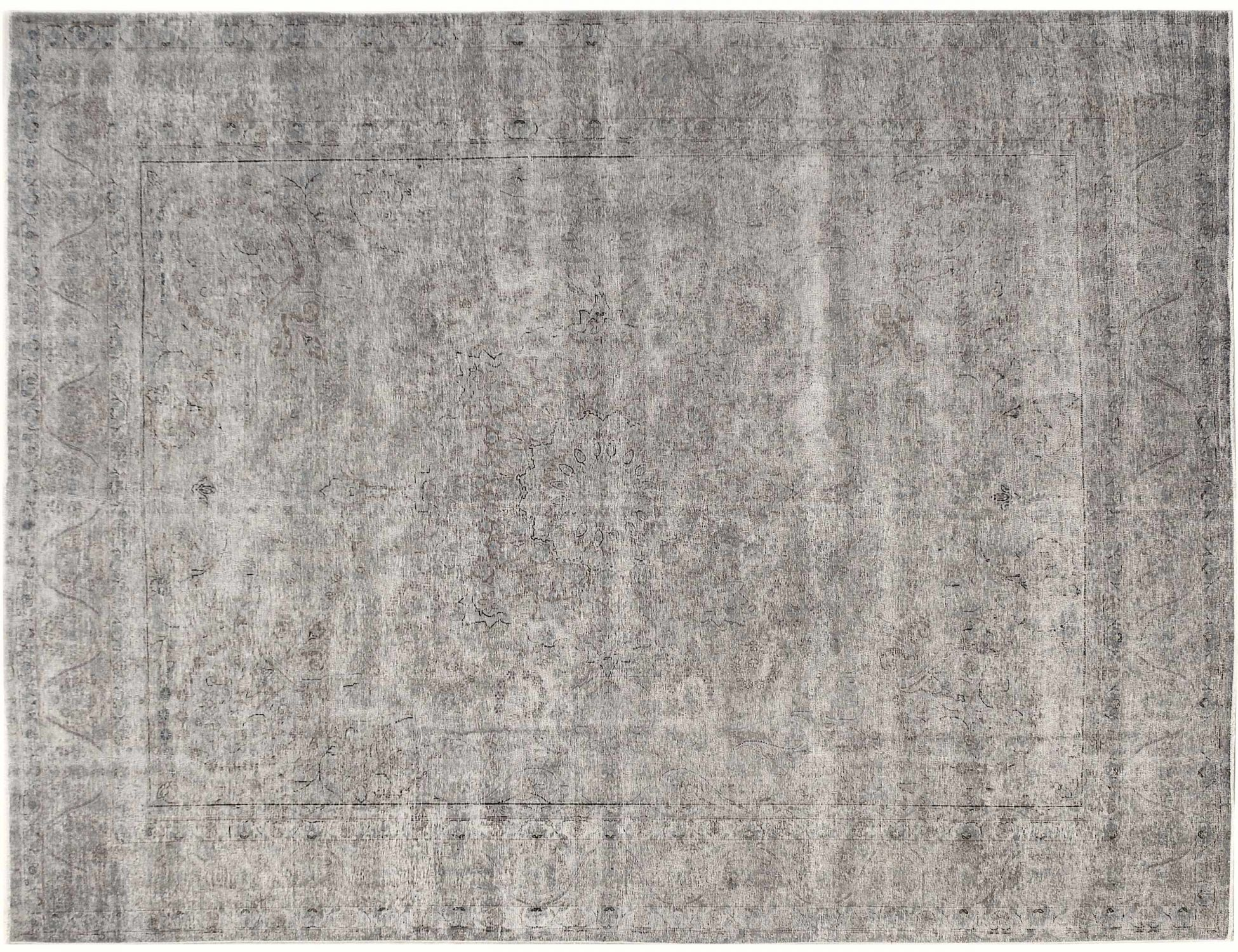 Vintage Perserteppich  grau <br/>385 x 290 cm