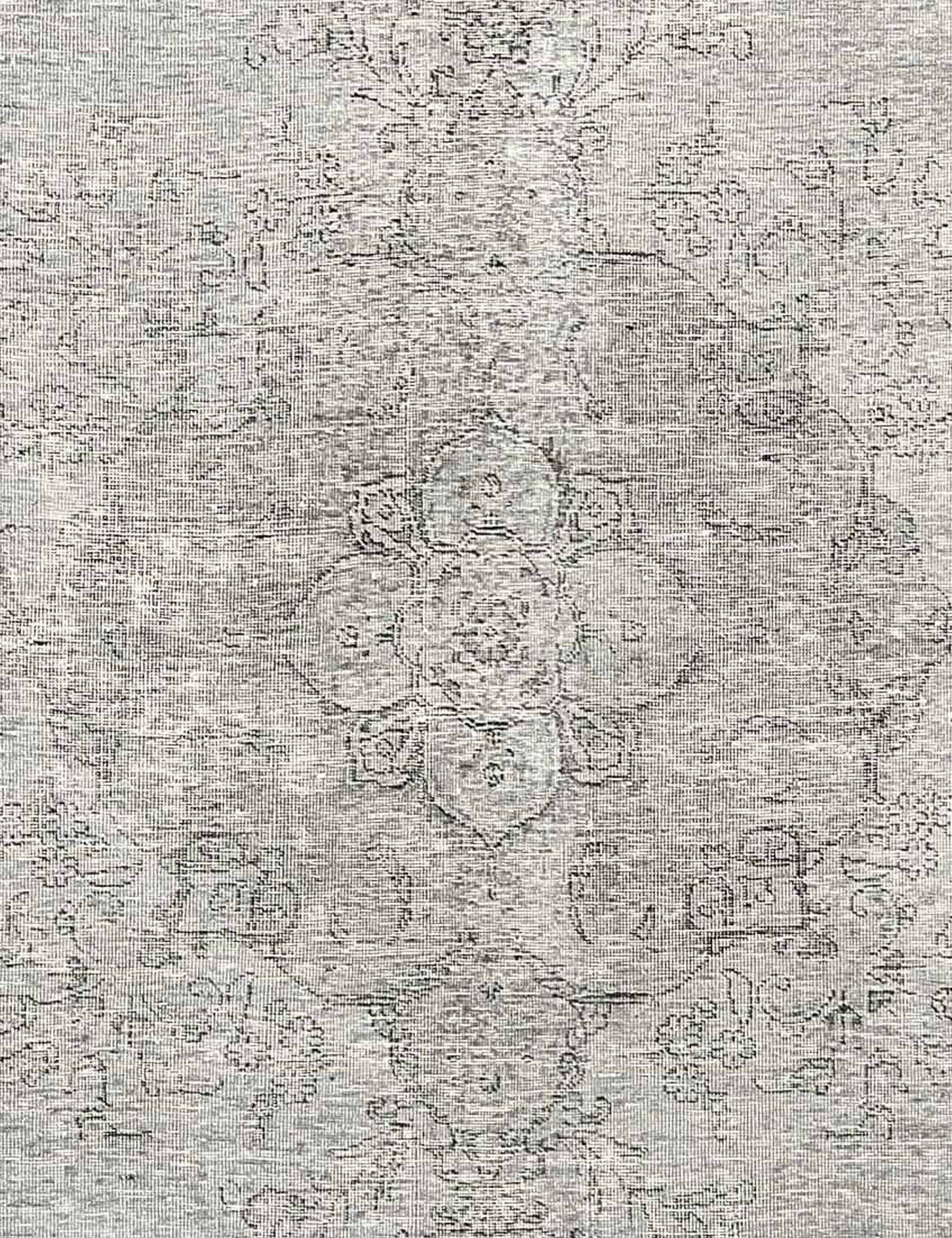 Tappeto Vintage  grigo <br/>327 x 236 cm