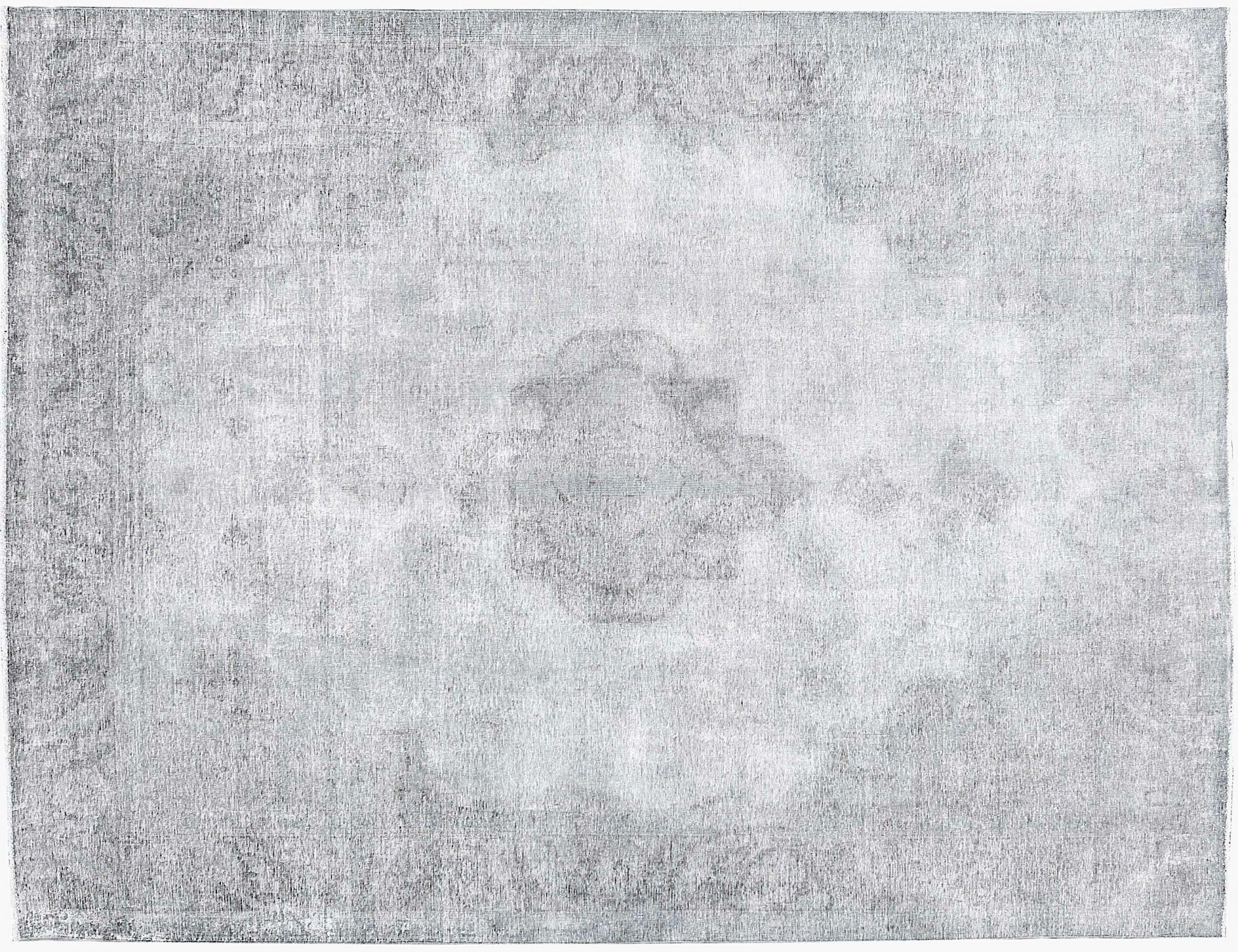 Vintage Perserteppich  grau <br/>372 x 289 cm