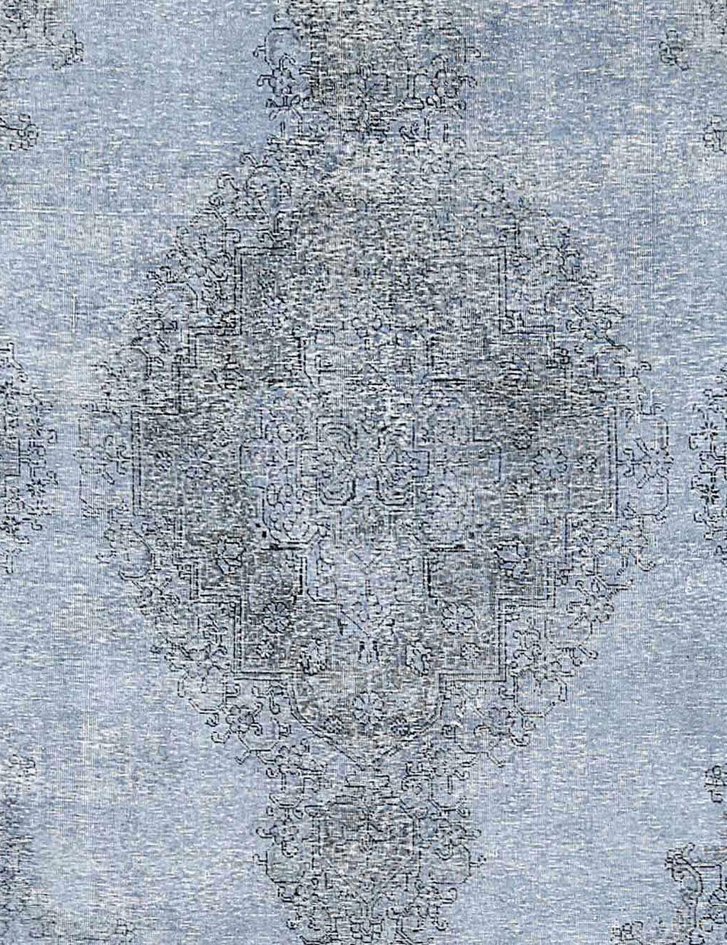 Tappeto Vintage  blu <br/>362 x 279 cm