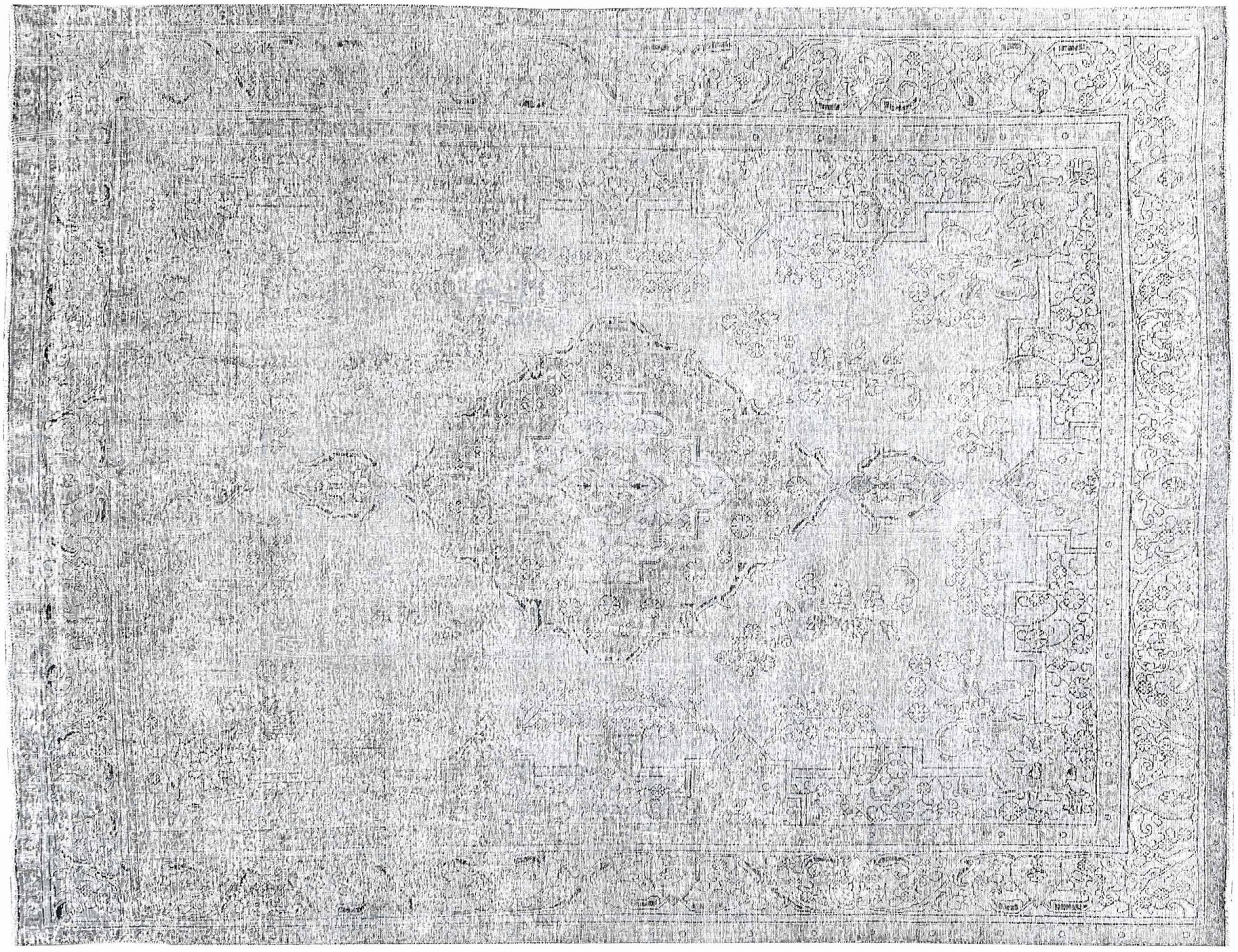Tappeto Vintage  grigo <br/>384 x 294 cm