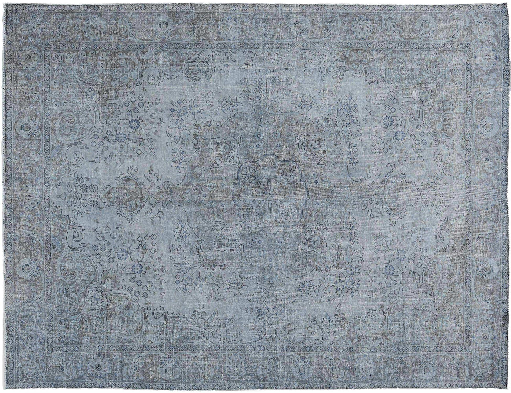 Vintage Perserteppich  blau <br/>384 x 291 cm