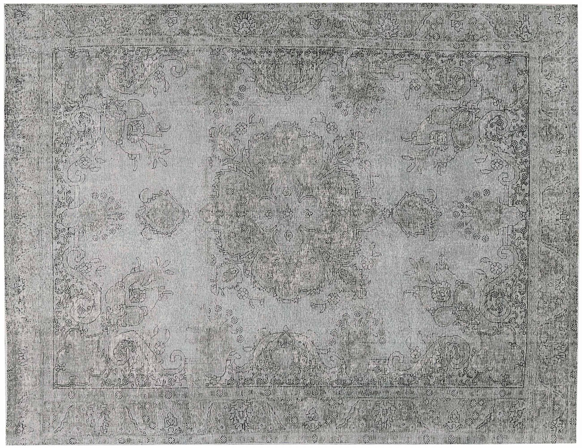 Vintage Perserteppich  grau <br/>375 x 286 cm