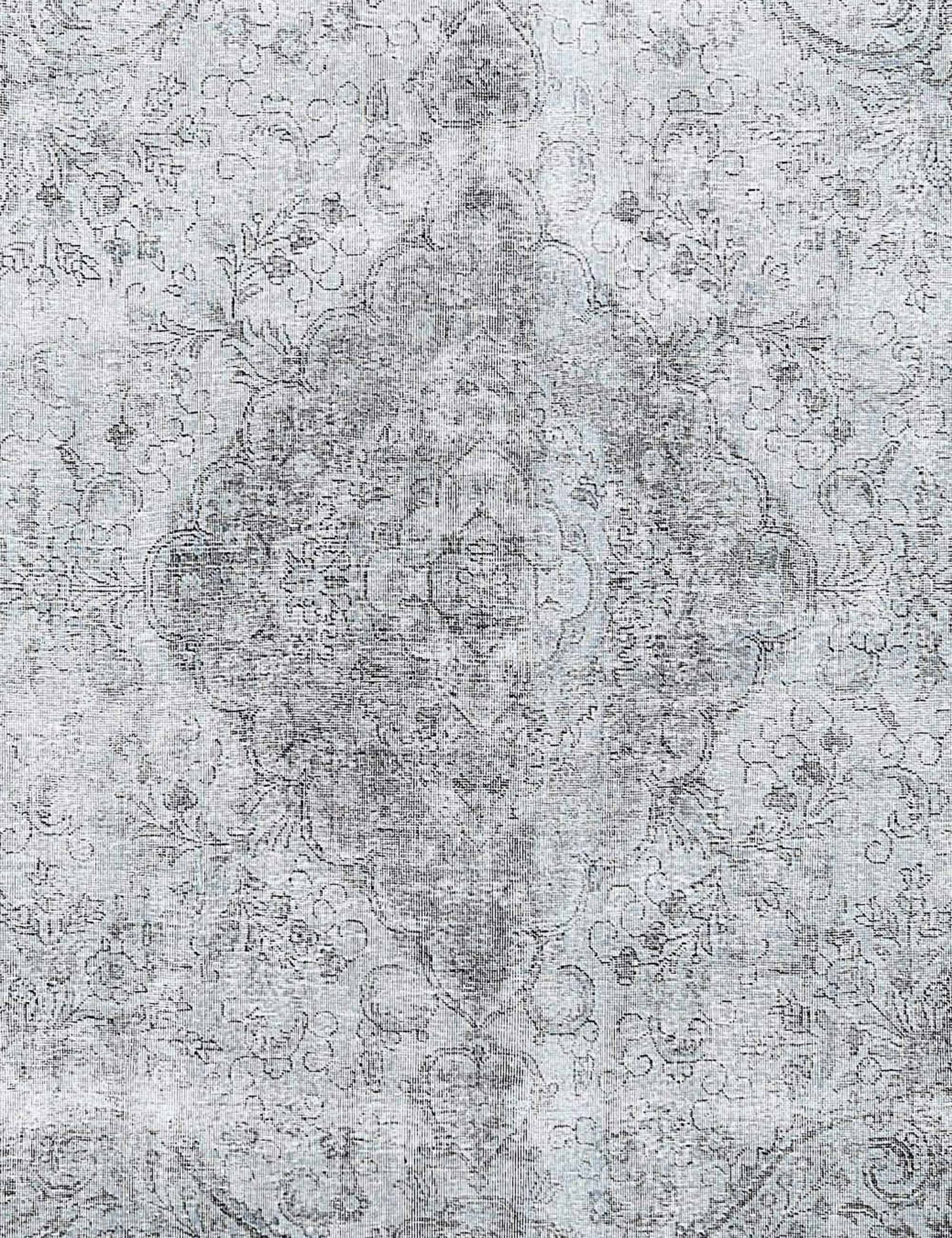 Vintage Perserteppich  grau <br/>297 x 295 cm