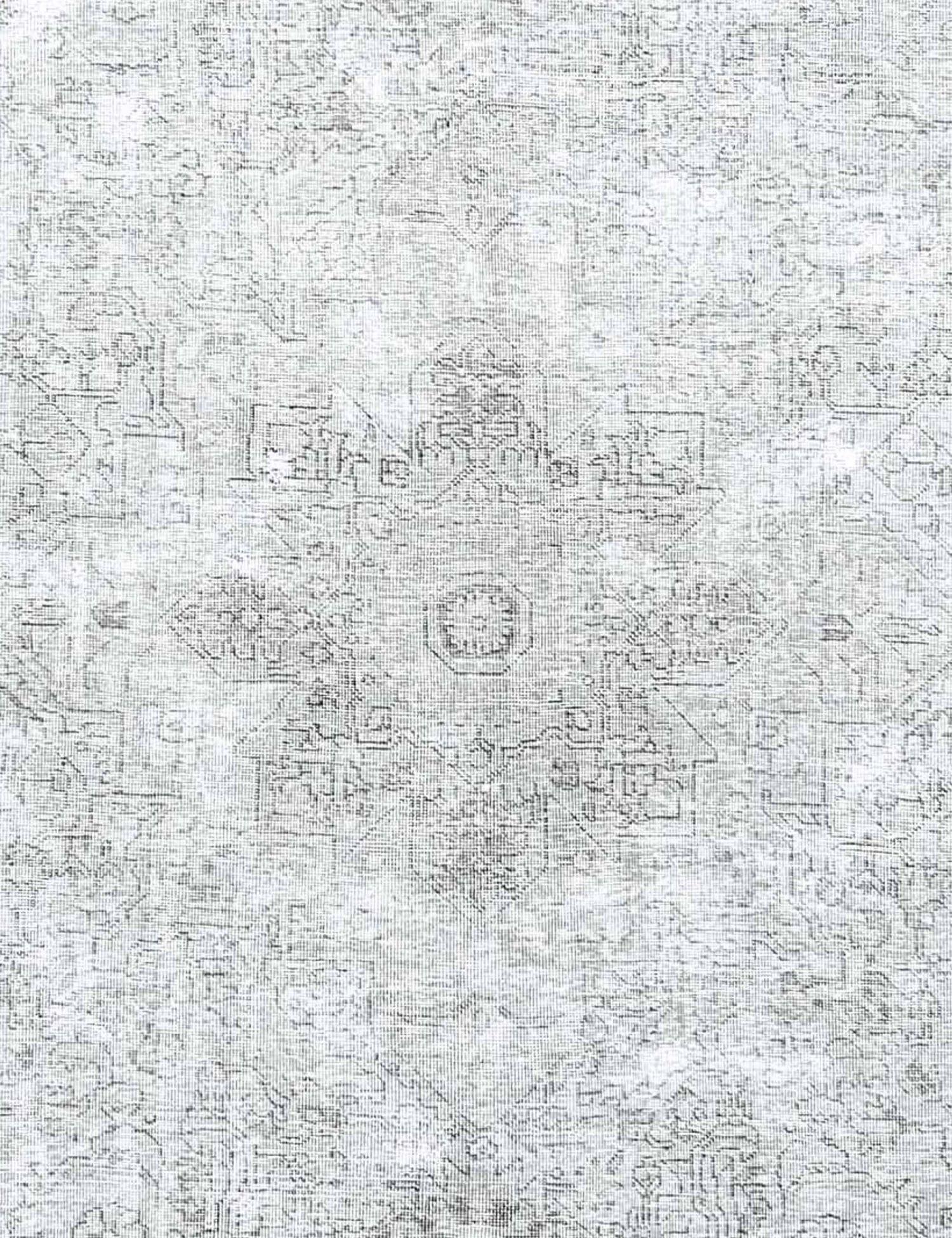 Vintage Perserteppich  grau <br/>381 x 296 cm