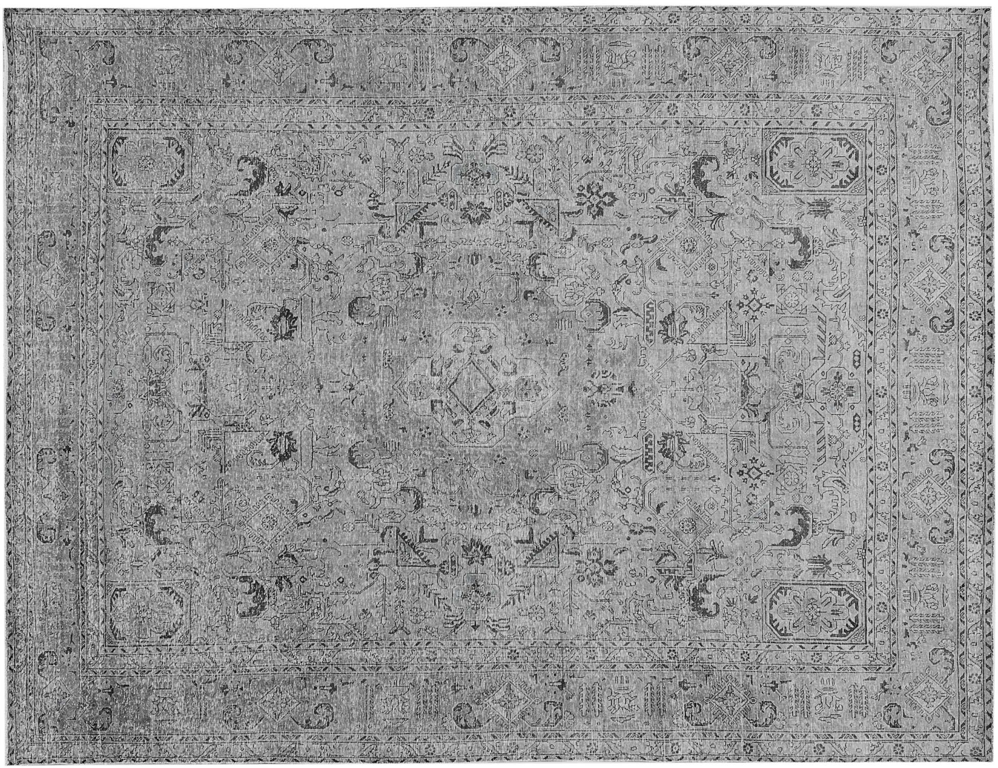 Vintage Perserteppich  grau <br/>392 x 290 cm