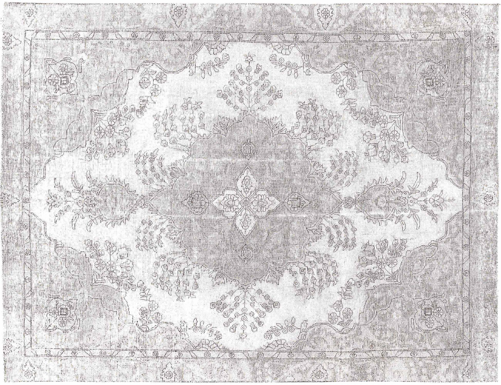 Tappeto Vintage  grigo <br/>379 x 276 cm