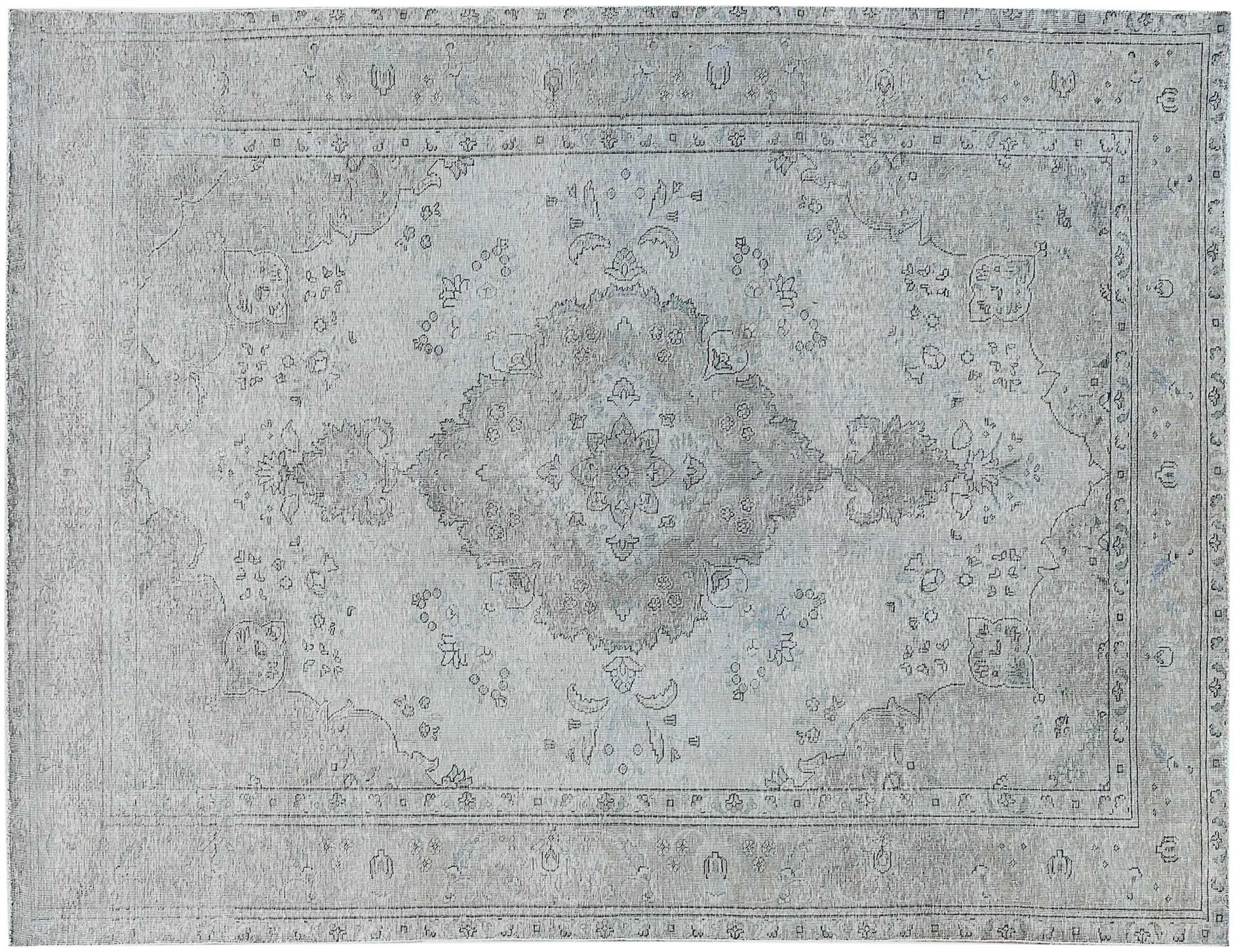 Vintage Perserteppich  grau <br/>312 x 230 cm