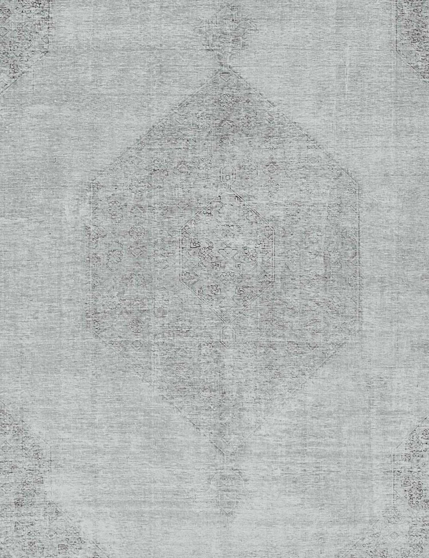 Tappeto Vintage  grigo <br/>374 x 293 cm