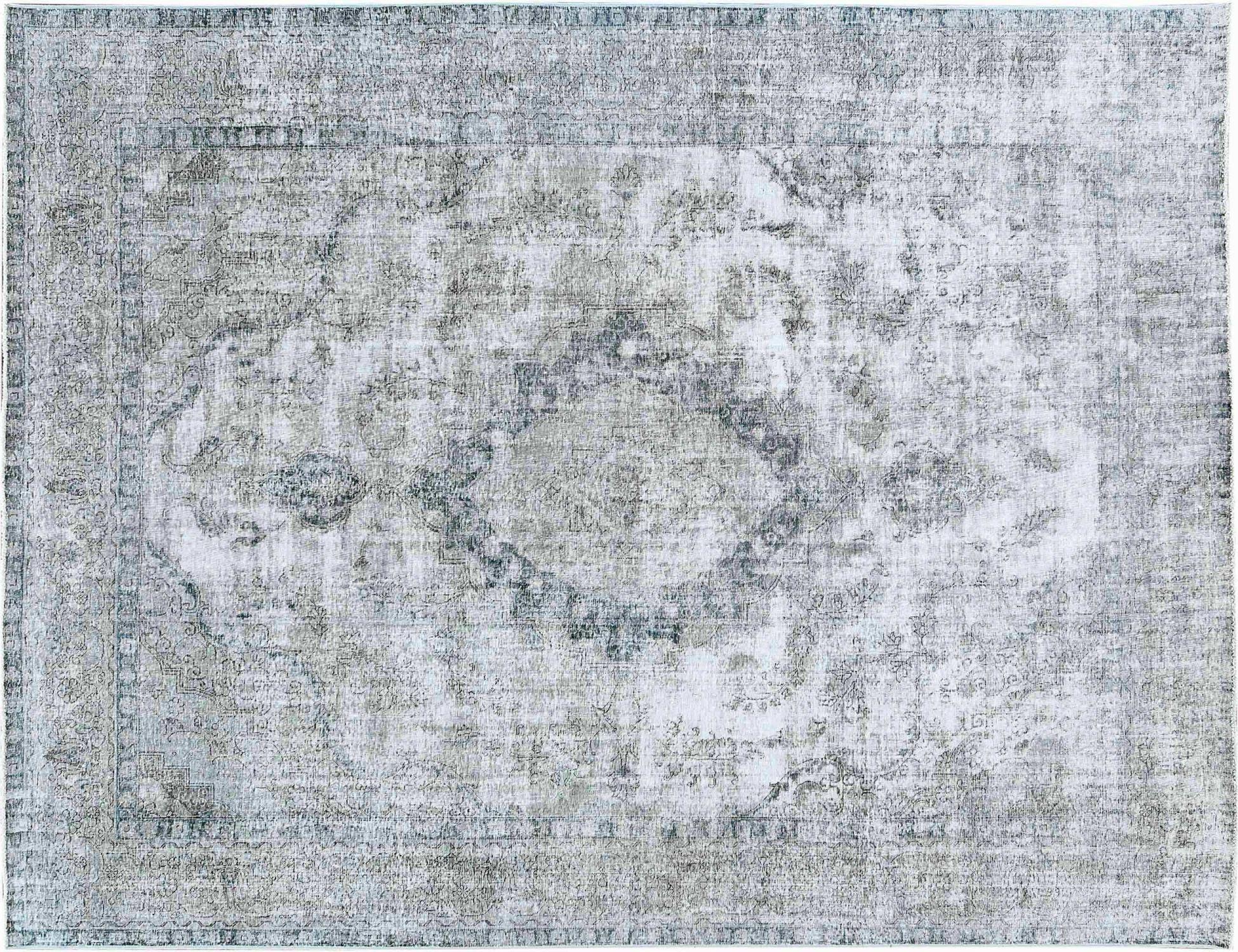Vintage Perserteppich  grau <br/>386 x 309 cm