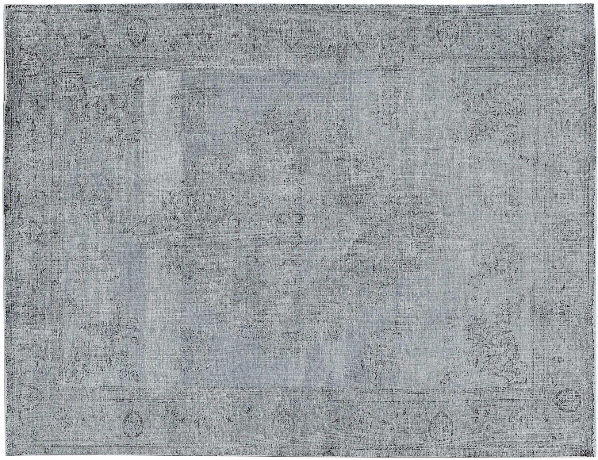 Vintage Perserteppich  blau <br/>369 x 290 cm