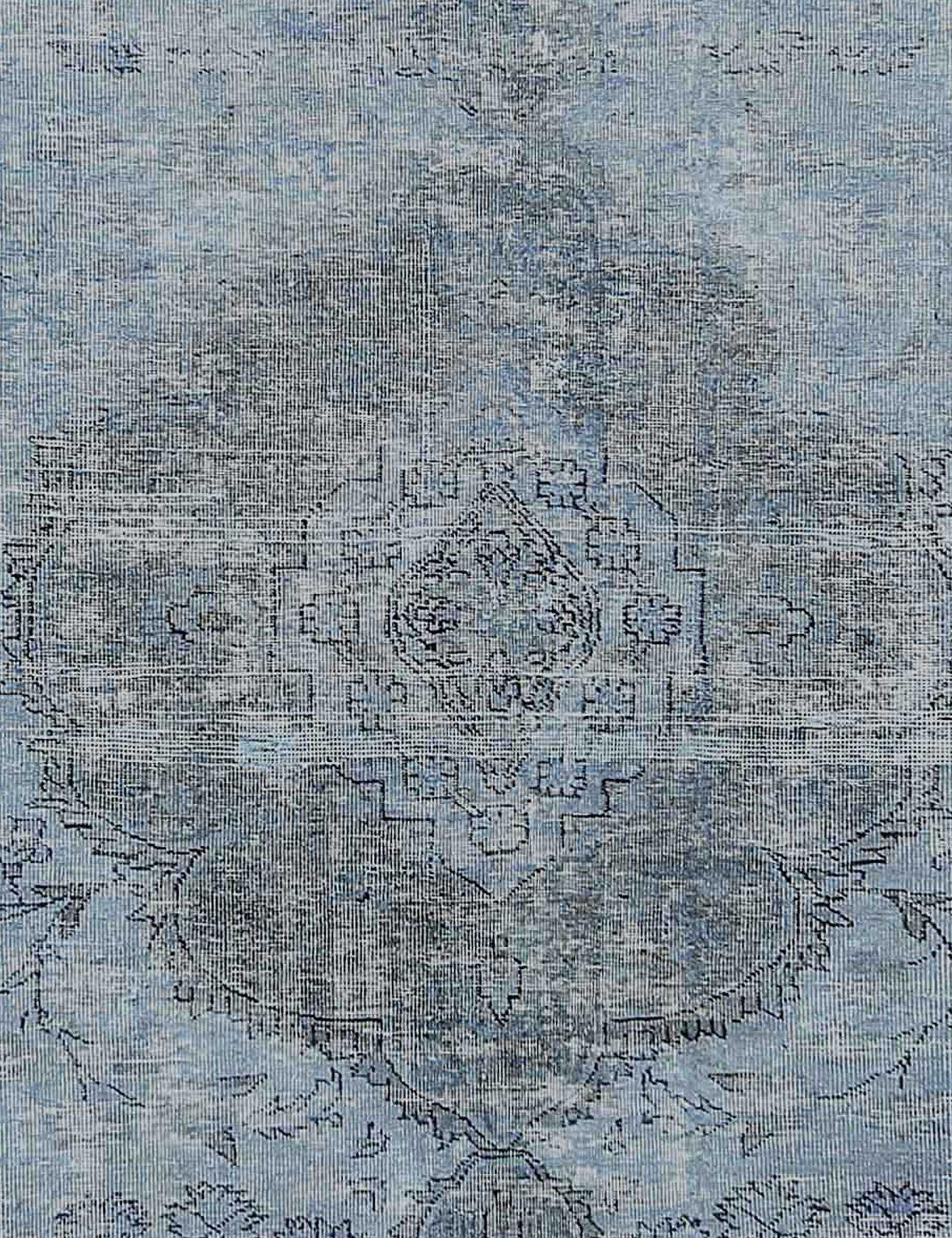 Tappeto Vintage  blu <br/>283 x 200 cm