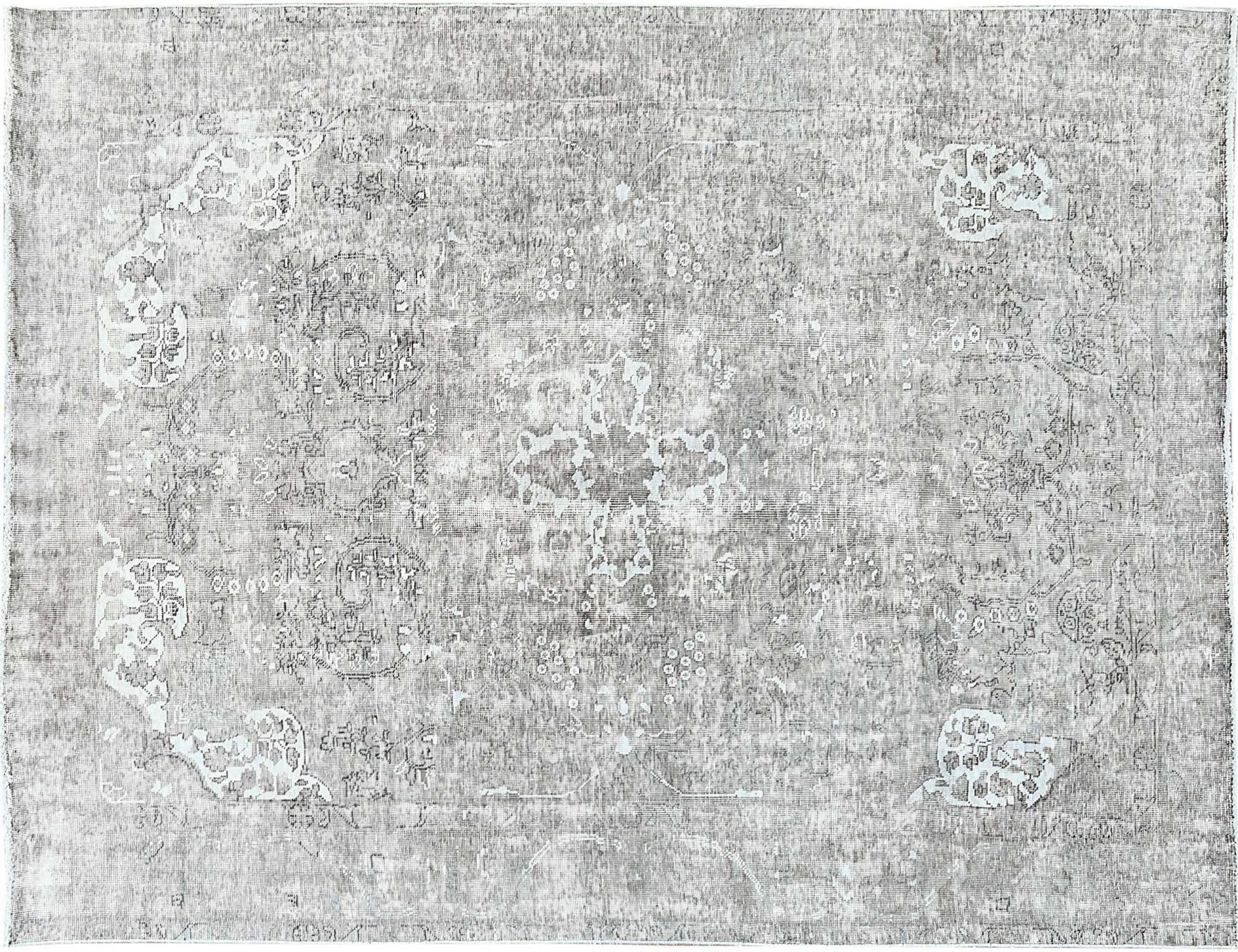 Tappeto Vintage  grigo <br/>257 x 193 cm