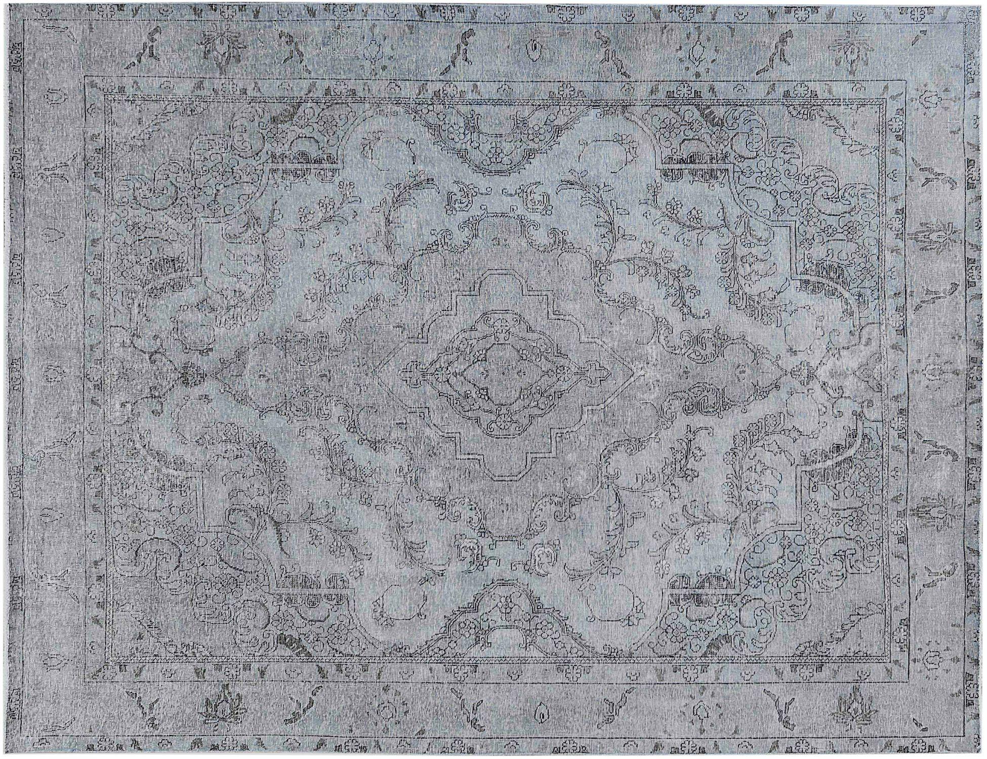 Tappeto Vintage  grigo <br/>367 x 284 cm
