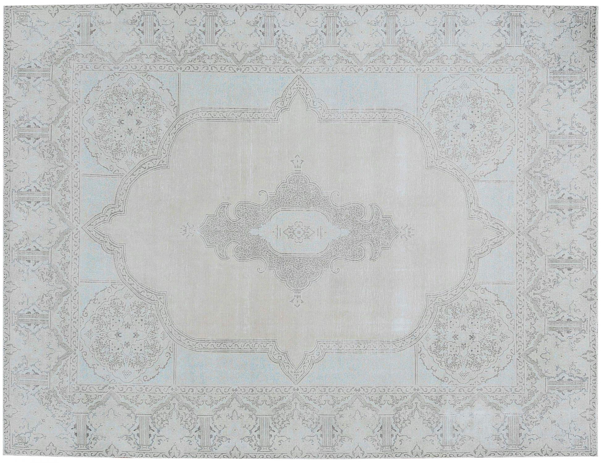 Vintage Perserteppich  blau <br/>368 x 287 cm