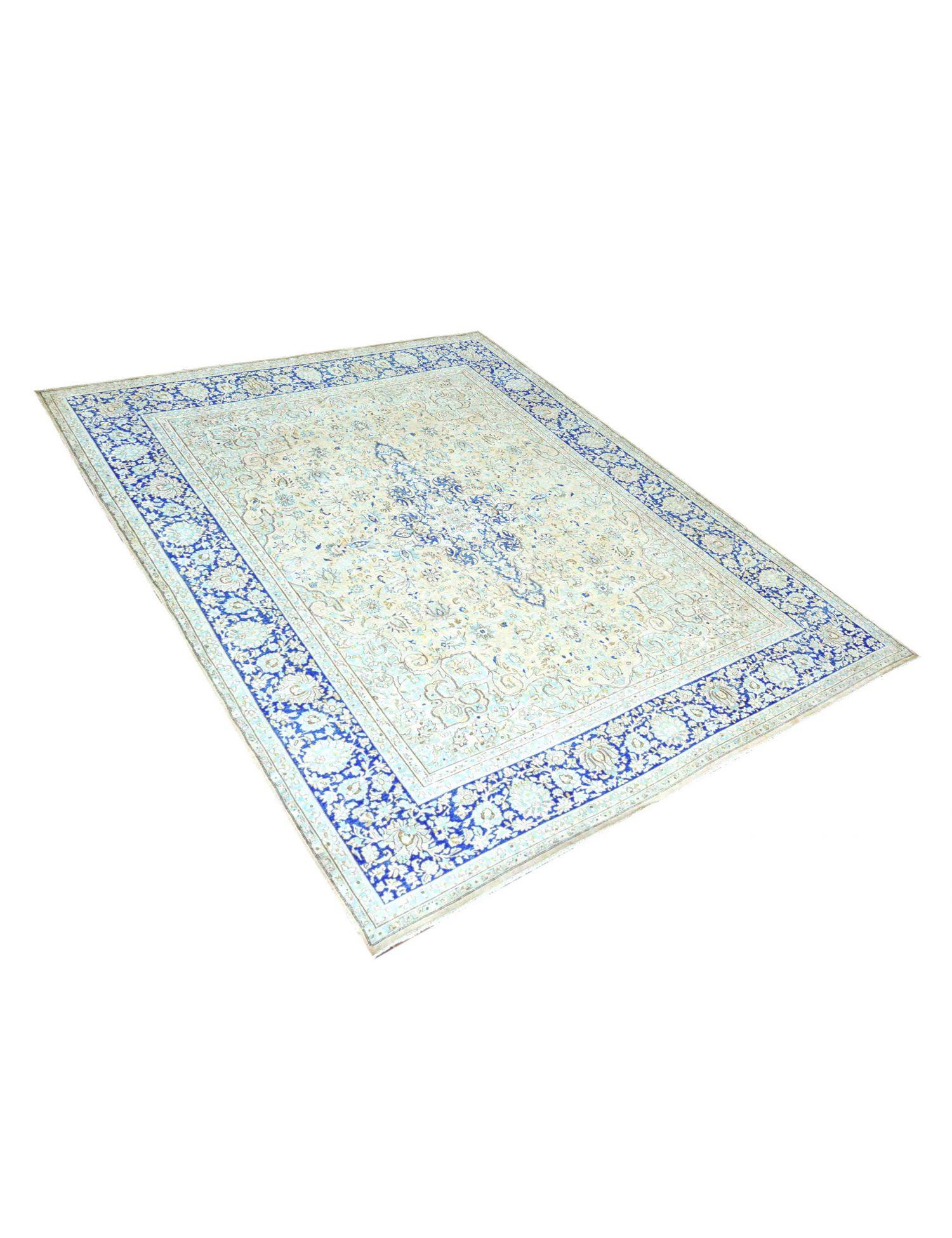 Vintage Perserteppich  blau <br/>389 x 307 cm