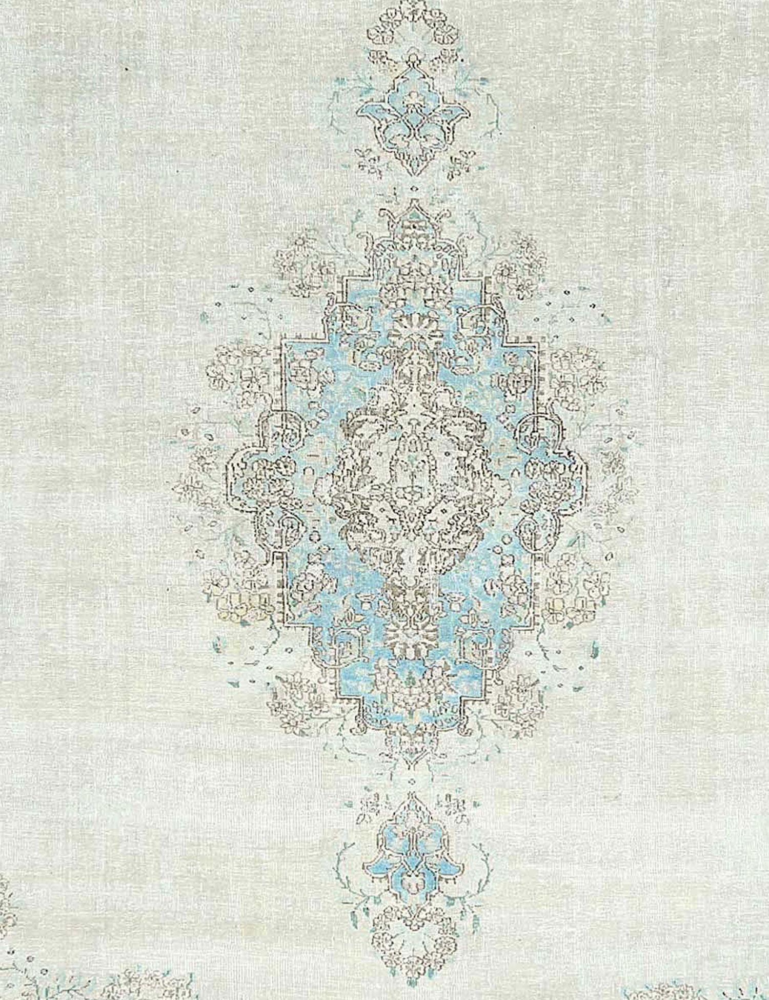 Vintage Perserteppich  blau <br/>369 x 278 cm