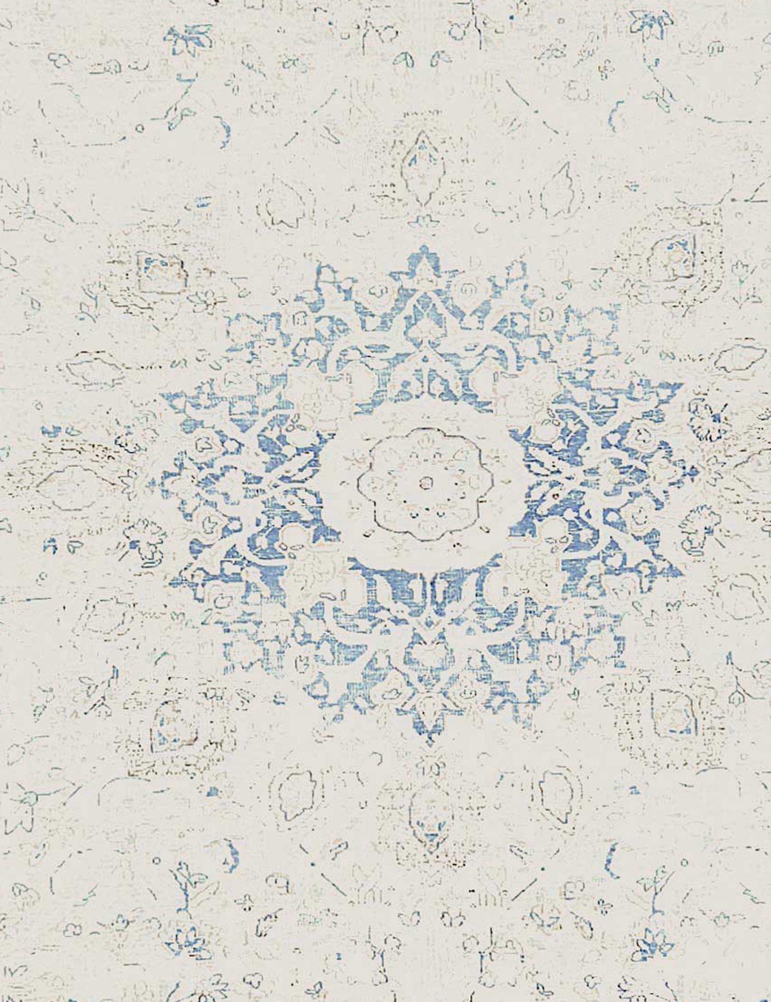 Tappeto Vintage  beige <br/>341 x 241 cm