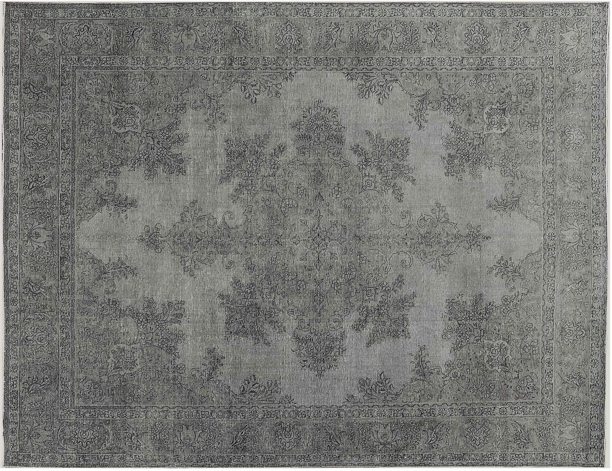 Tappeto Vintage  grigo <br/>377 x 304 cm