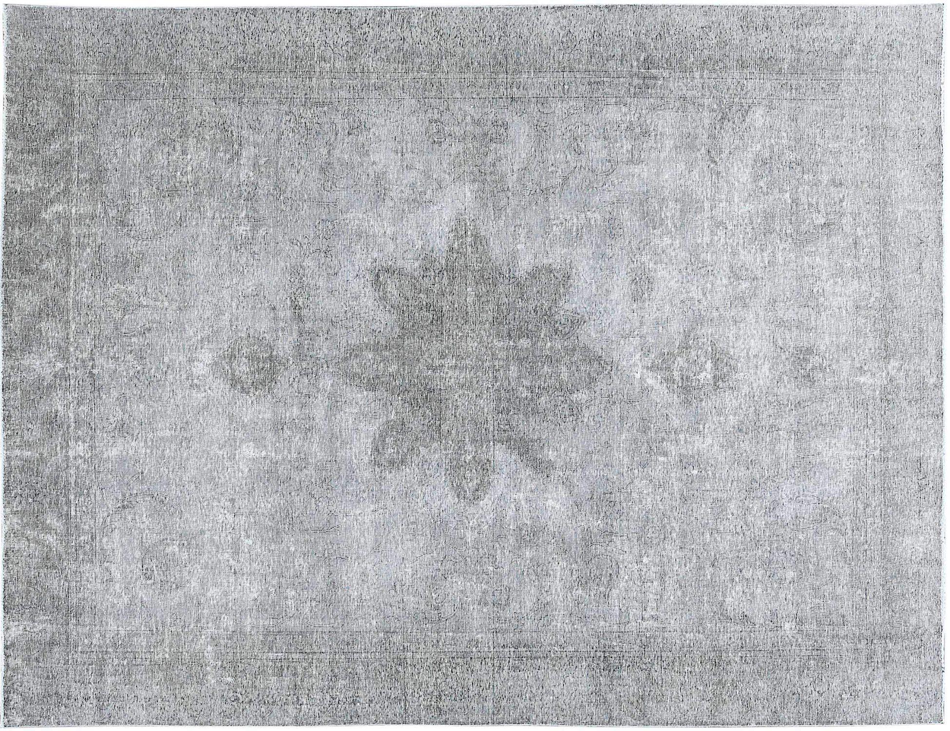 Vintage Perserteppich  grau <br/>356 x 262 cm