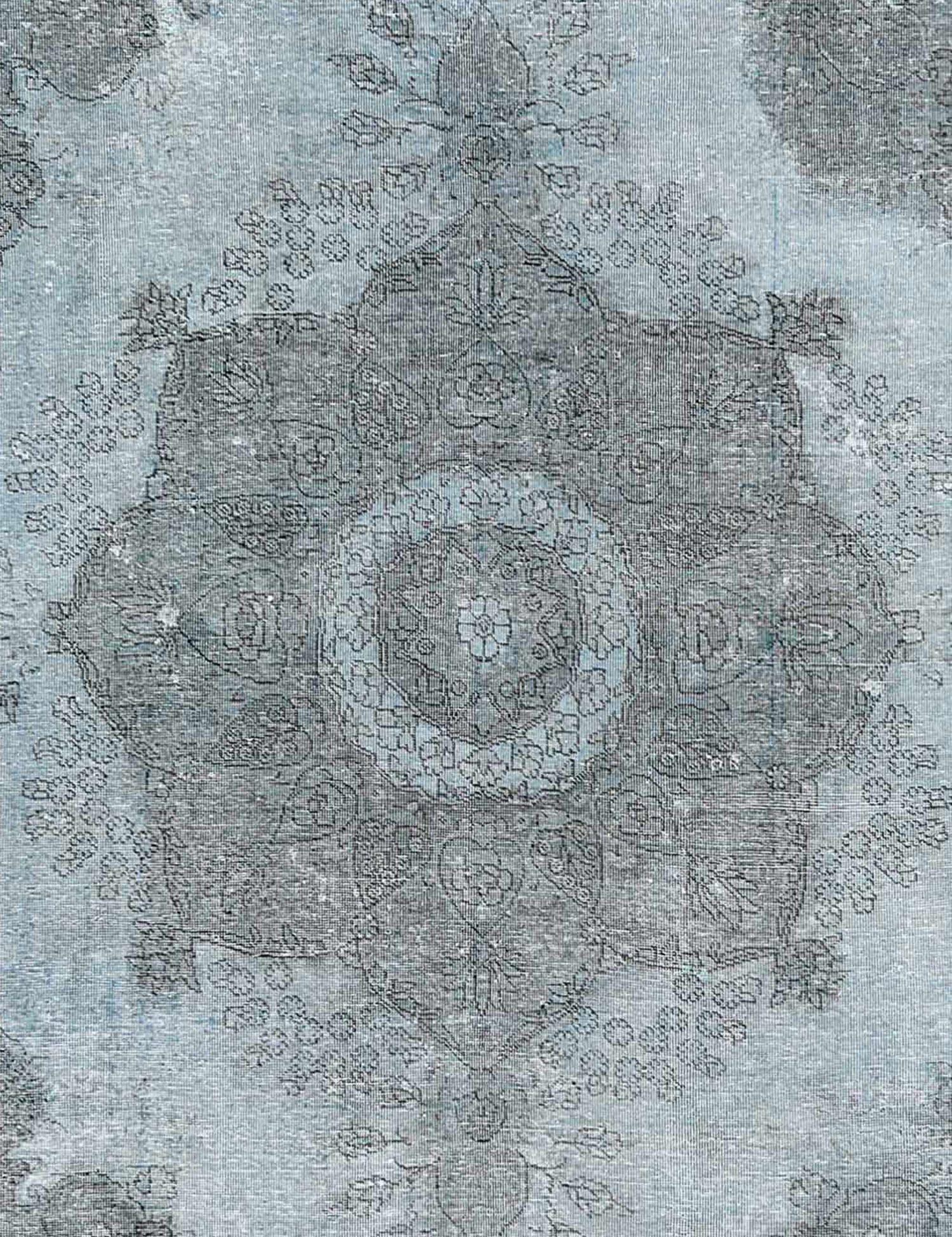 Vintage Perserteppich  blau <br/>371 x 291 cm