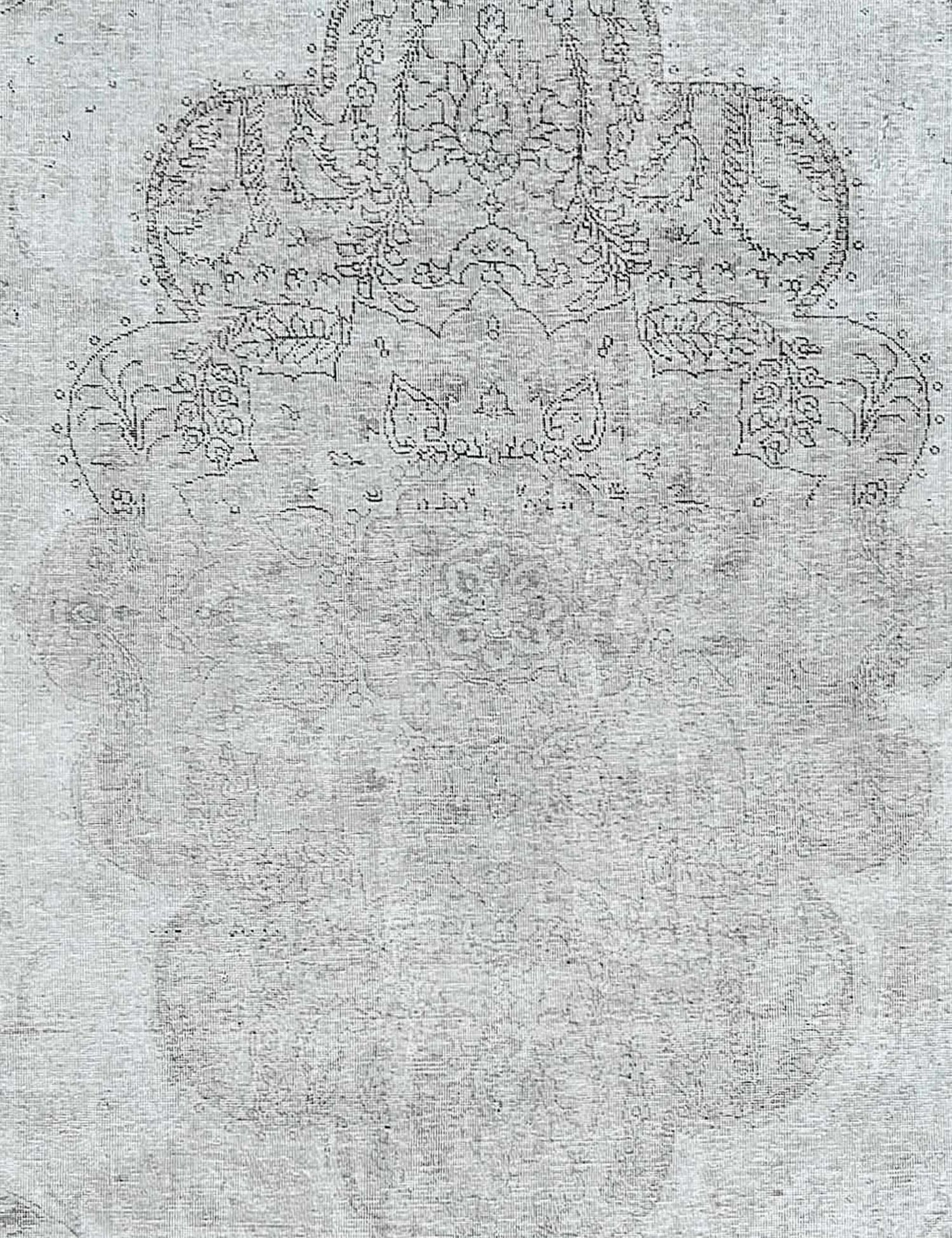 Tappeto Vintage  grigo <br/>376 x 278 cm