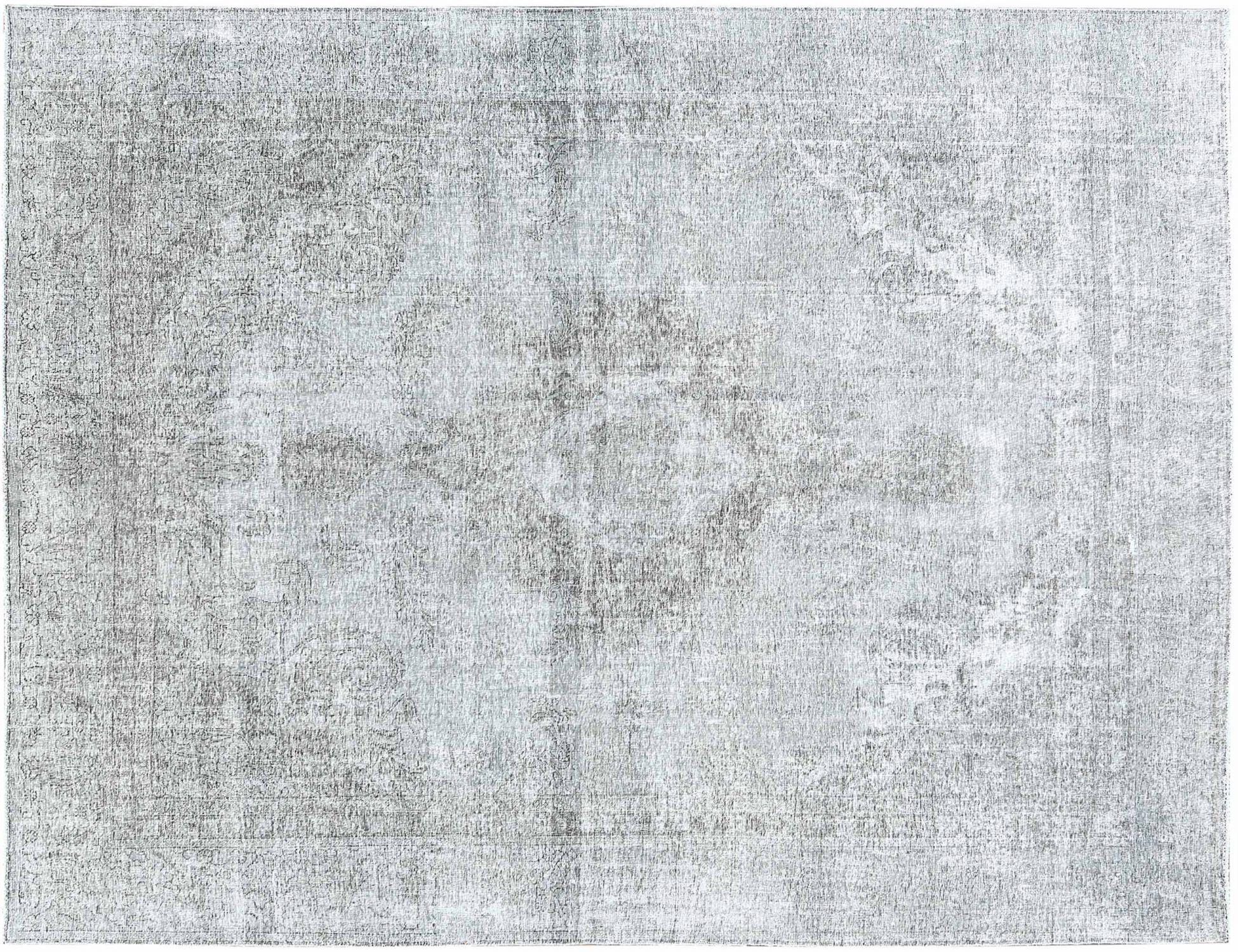 Vintage Perserteppich  grau <br/>375 x 285 cm