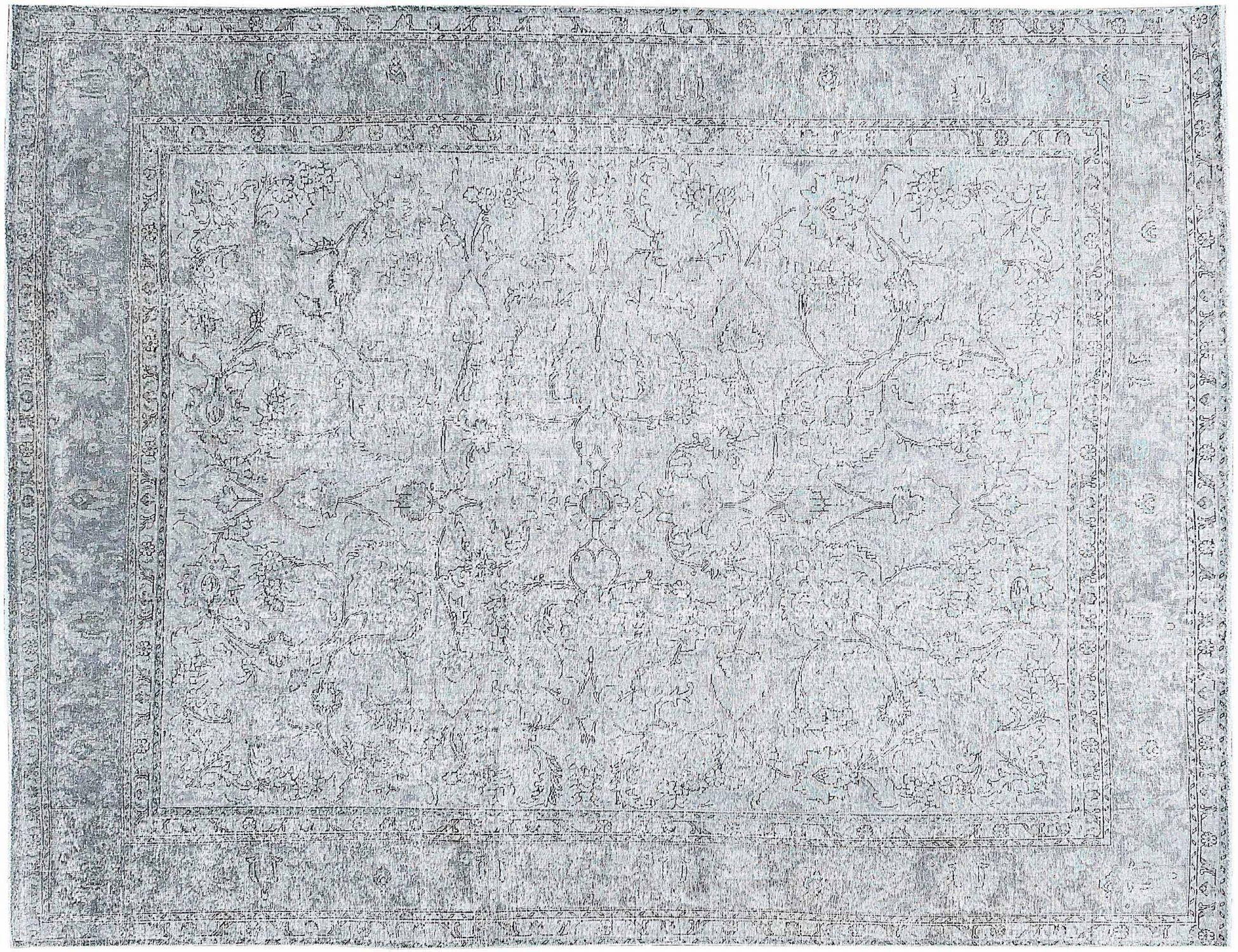 Vintage Perserteppich  grau <br/>385 x 289 cm