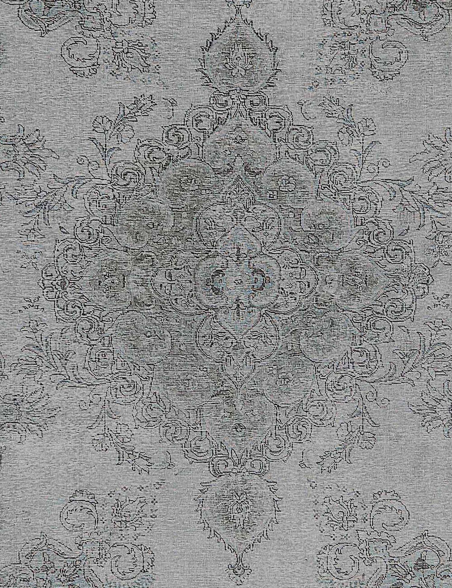 Tappeto Vintage  grigo <br/>344 x 251 cm
