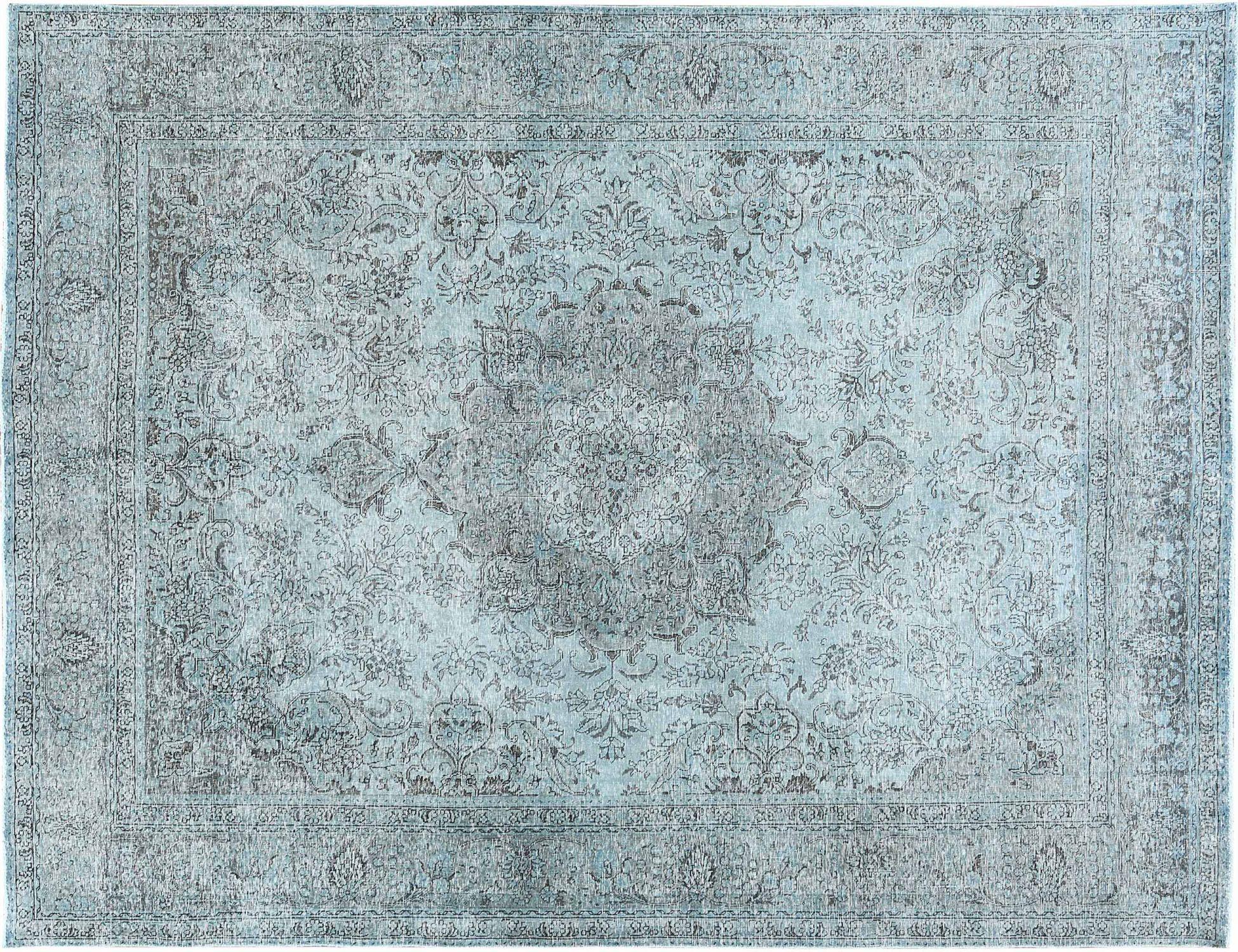 Vintage Perserteppich  grün <br/>382 x 287 cm