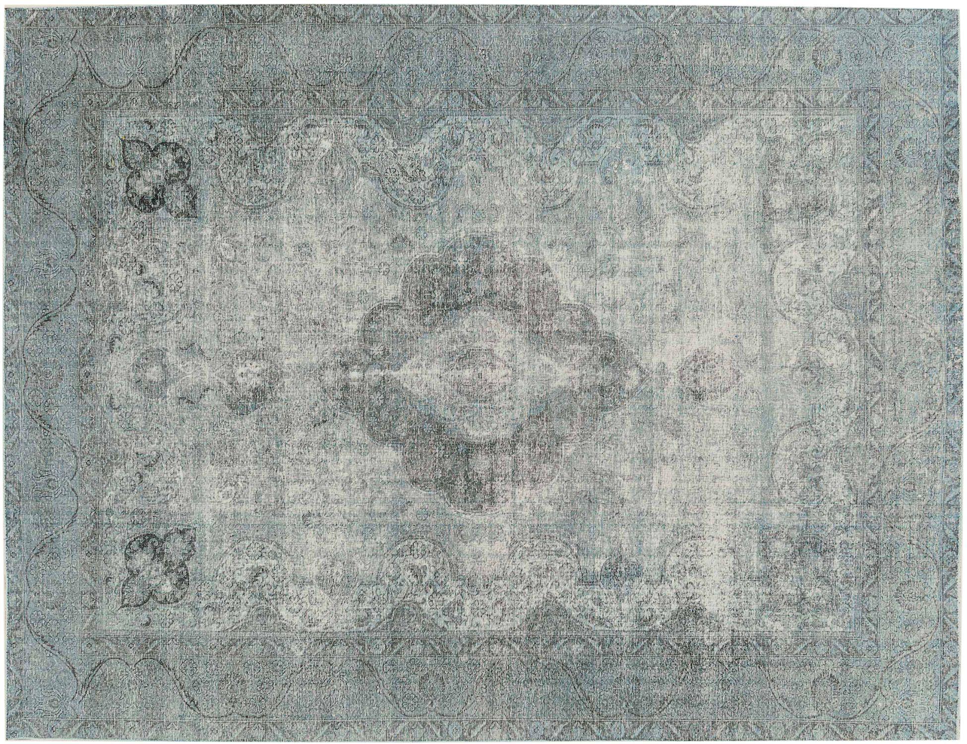 Tappeto Vintage  verde <br/>391 x 283 cm