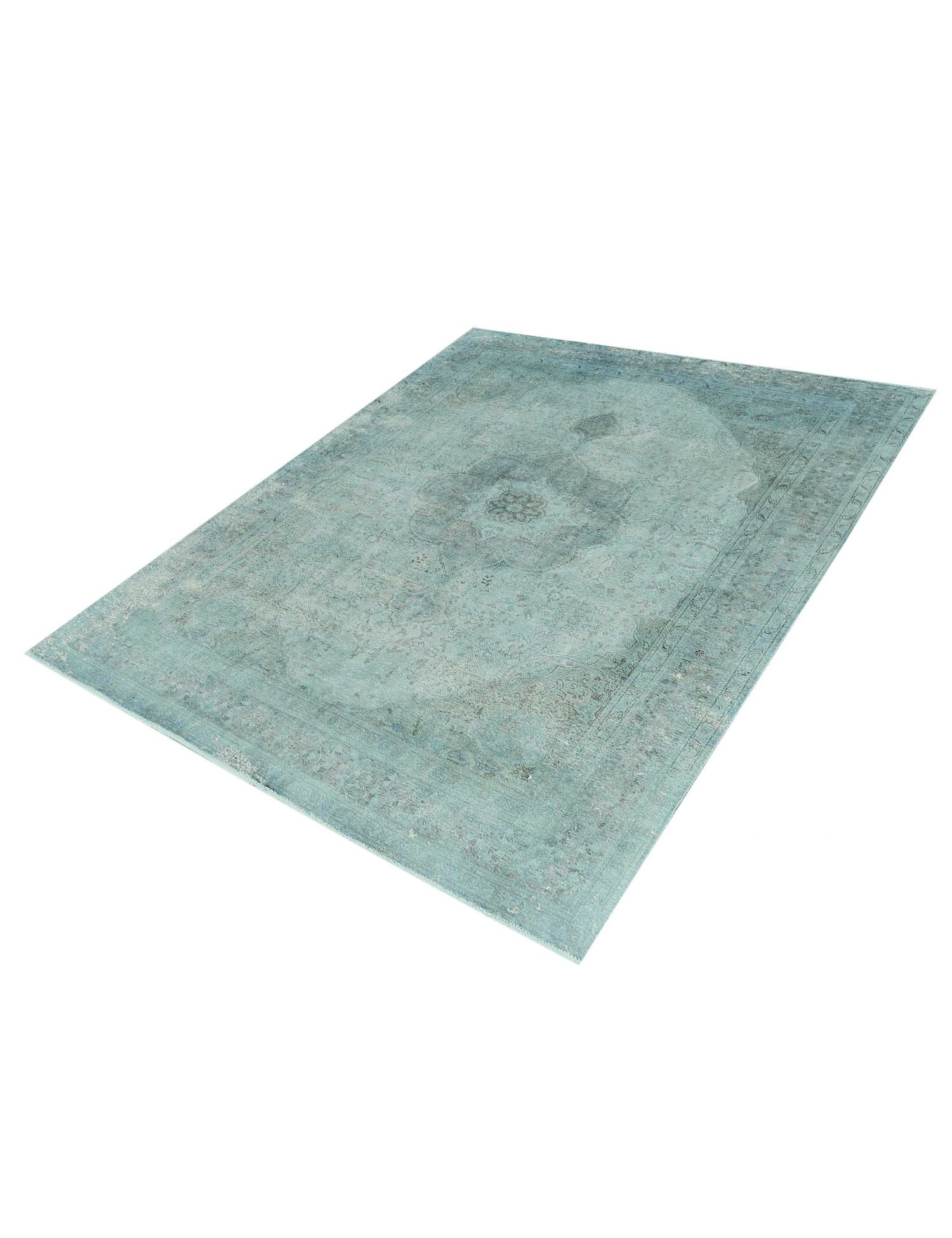 Tappeto Vintage  verde <br/>339 x 239 cm