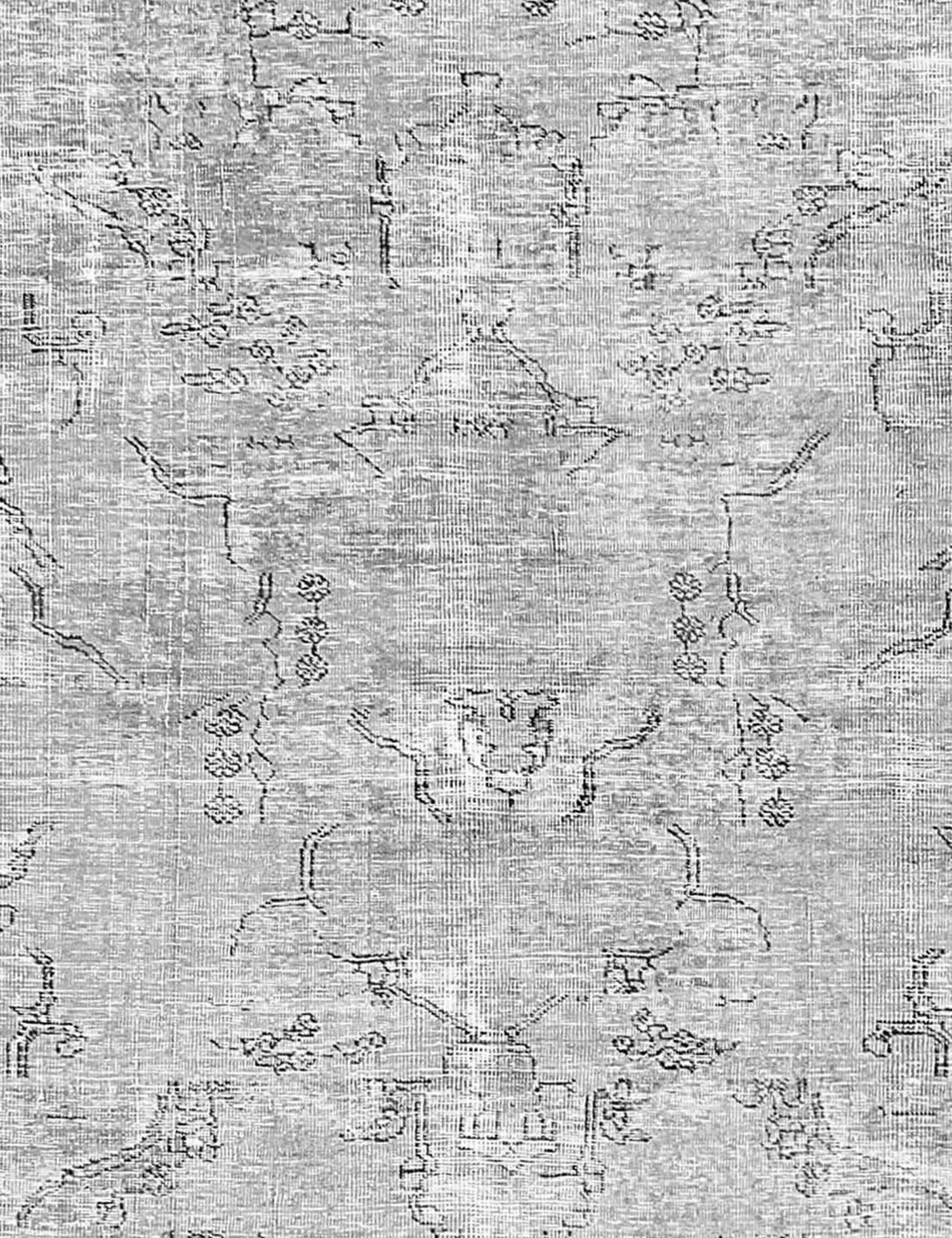 Vintage Perserteppich  grau <br/>285 x 193 cm