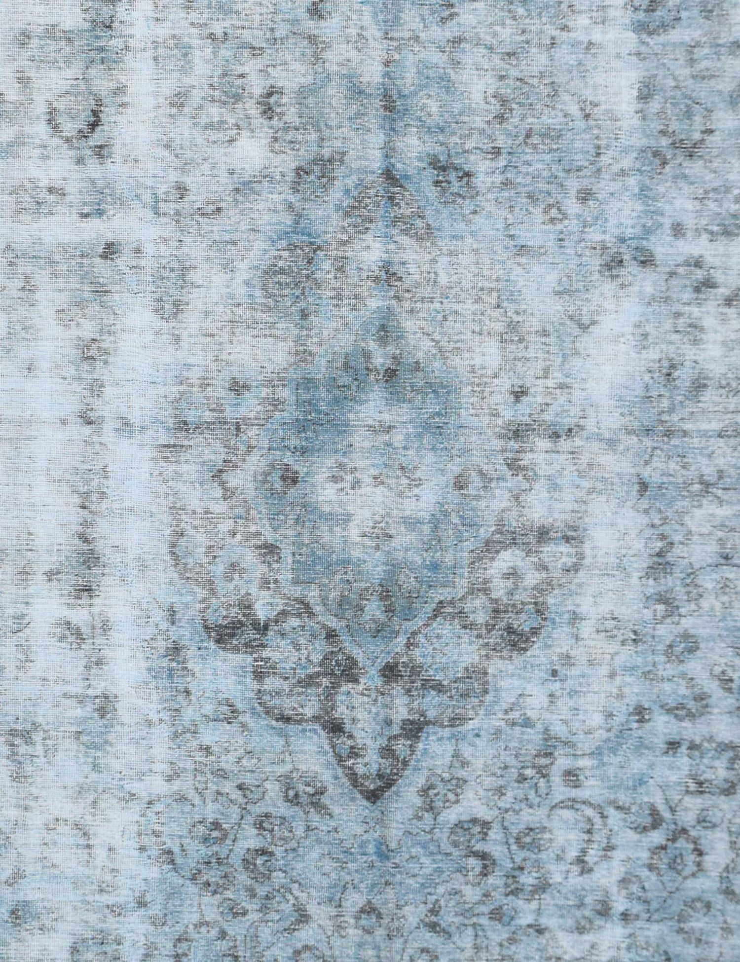Tappeto Vintage  blu <br/>383 x 301 cm