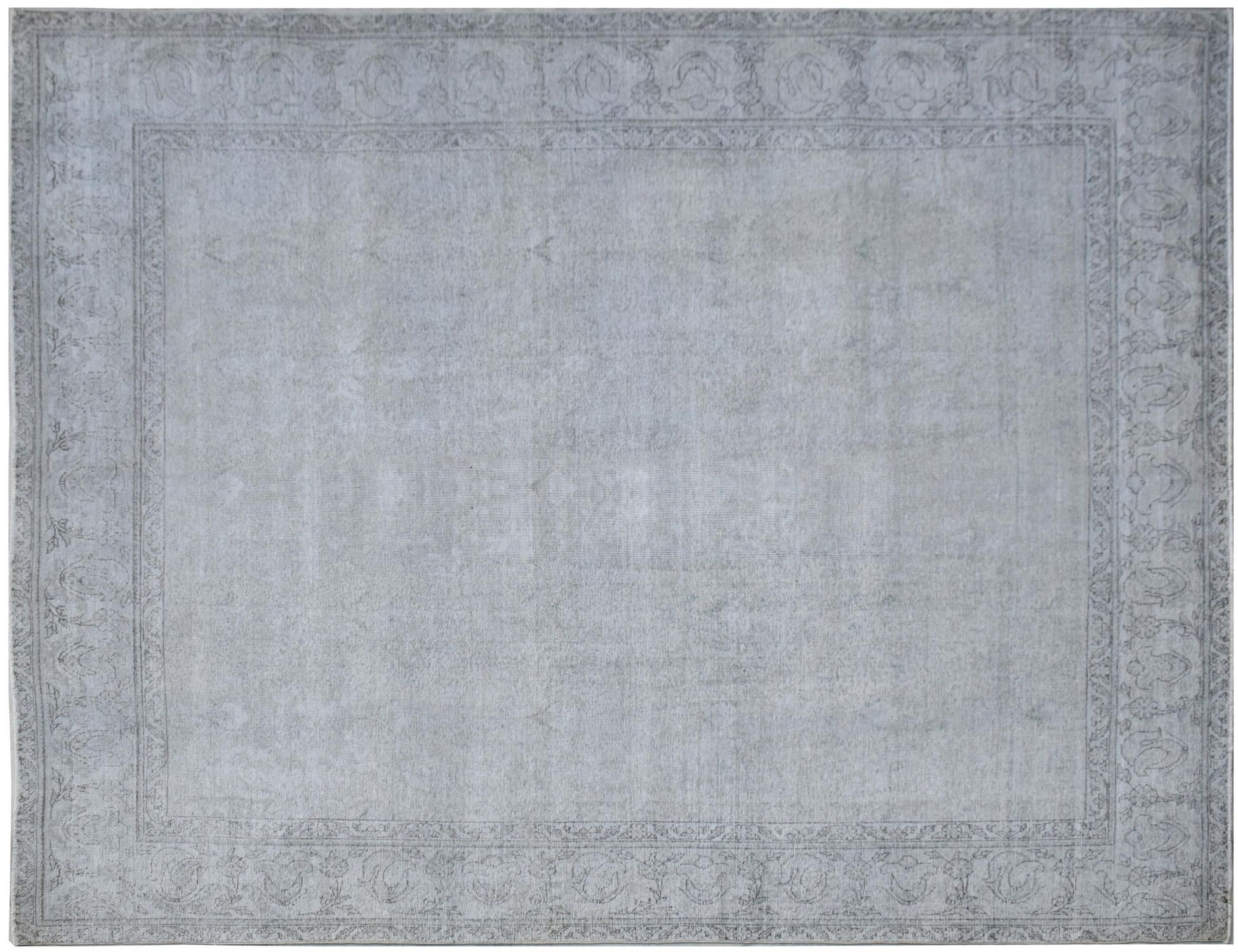 Vintage Perserteppich  grau <br/>383 x 303 cm