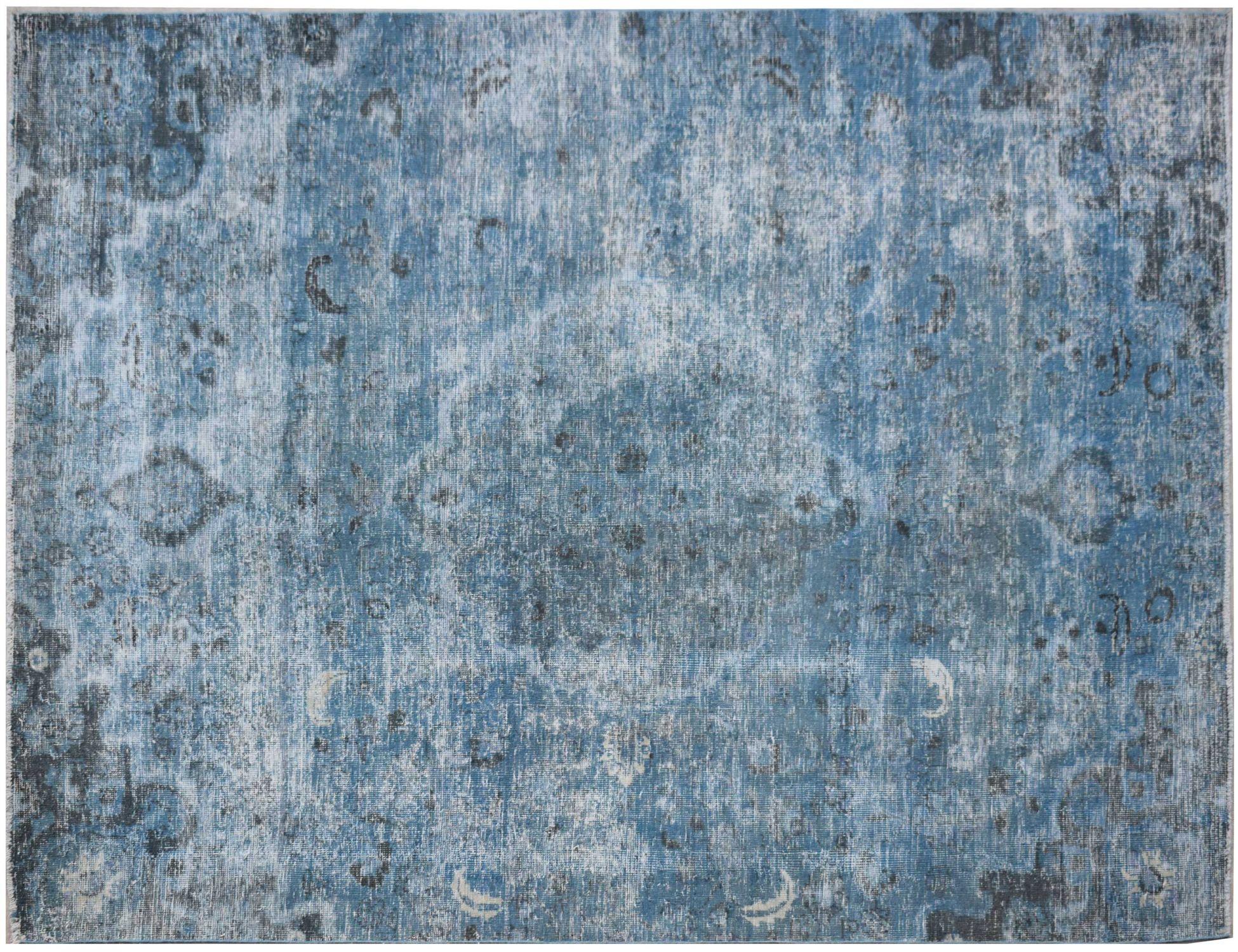 Tappeto Vintage  blu <br/>269 x 195 cm