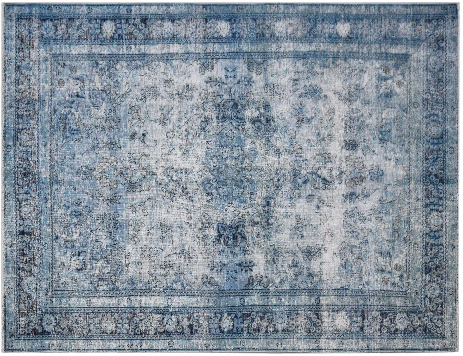 Vintage Perserteppich  blau <br/>284 x 186 cm