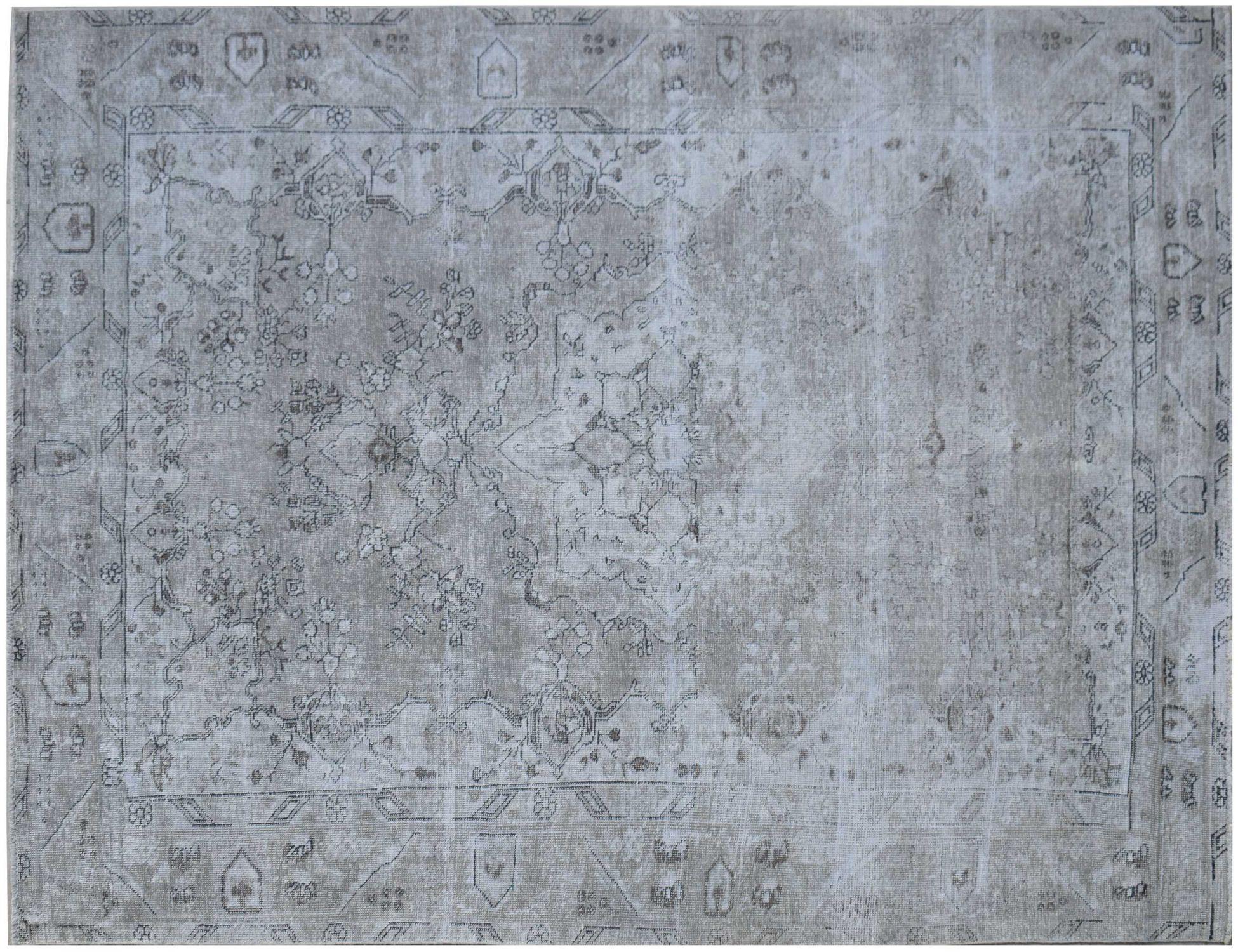 Tappeto Vintage  grigo <br/>283 x 206 cm