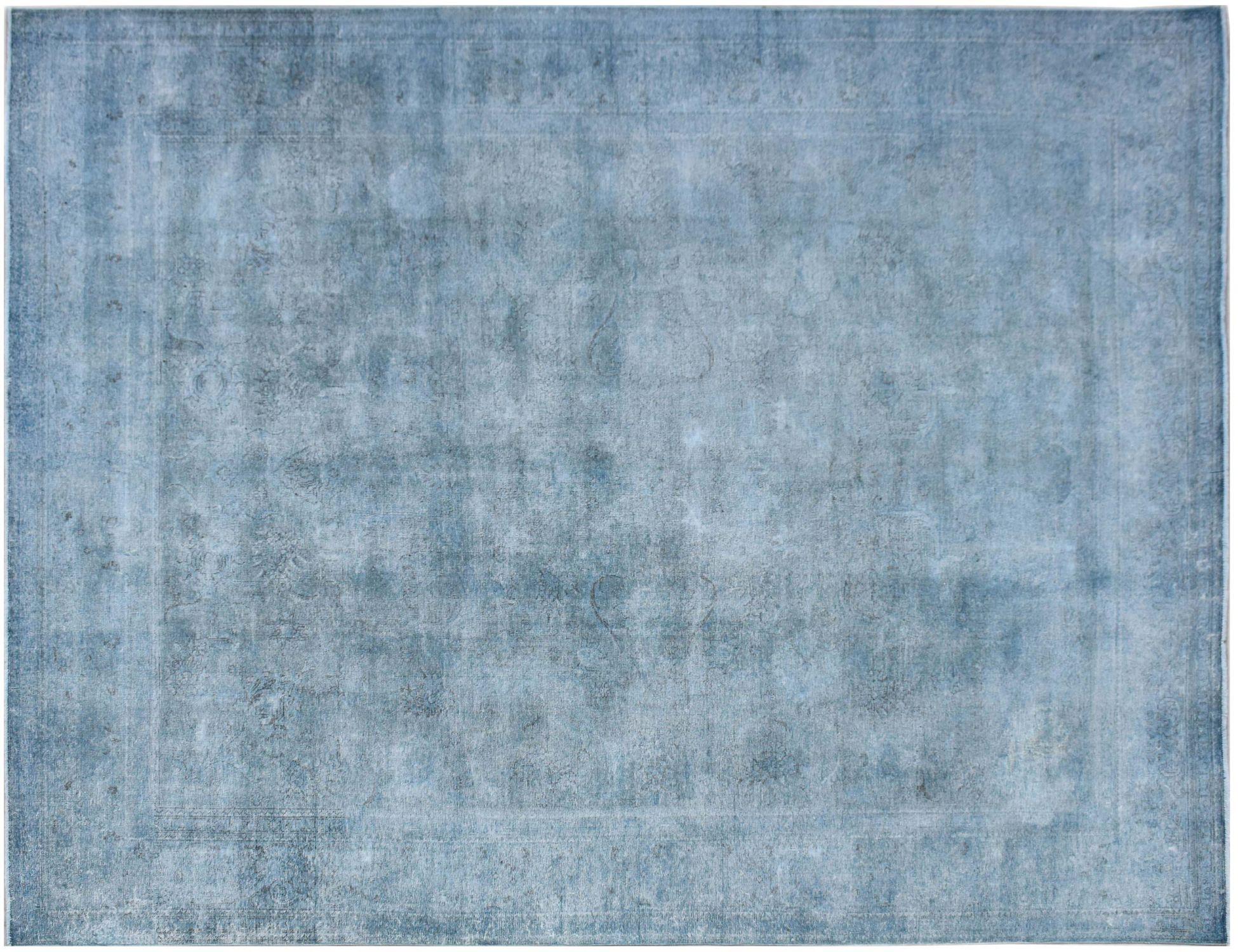 Tappeto Vintage  blu <br/>375 x 287 cm
