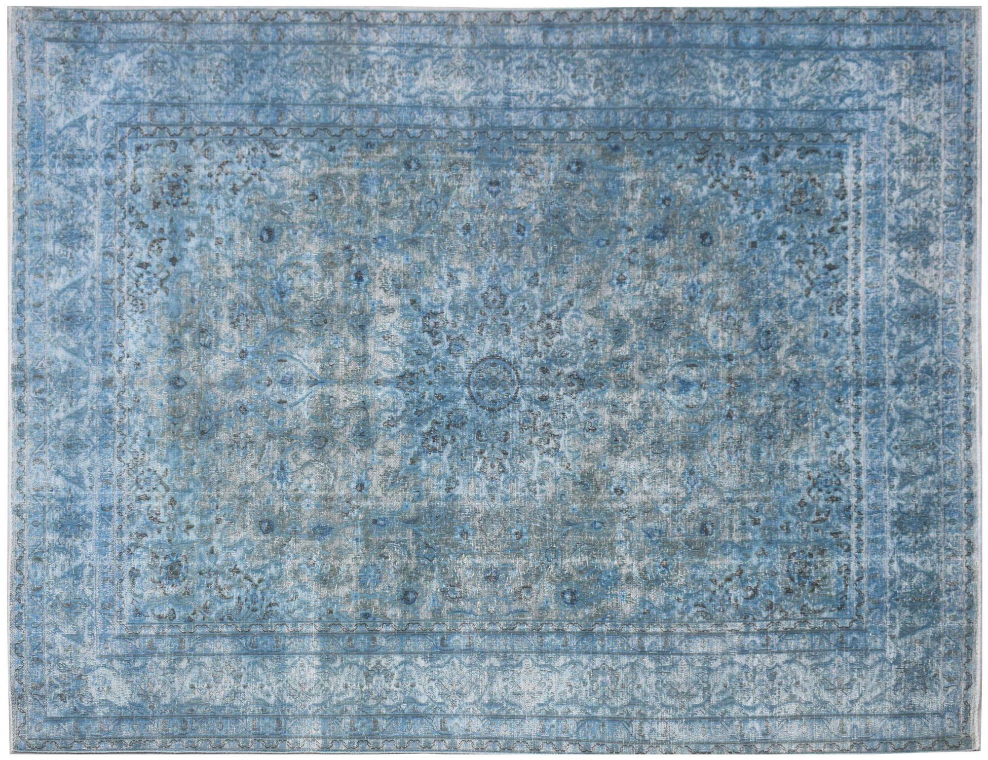 Tappeto Vintage  blu <br/>332 x 242 cm
