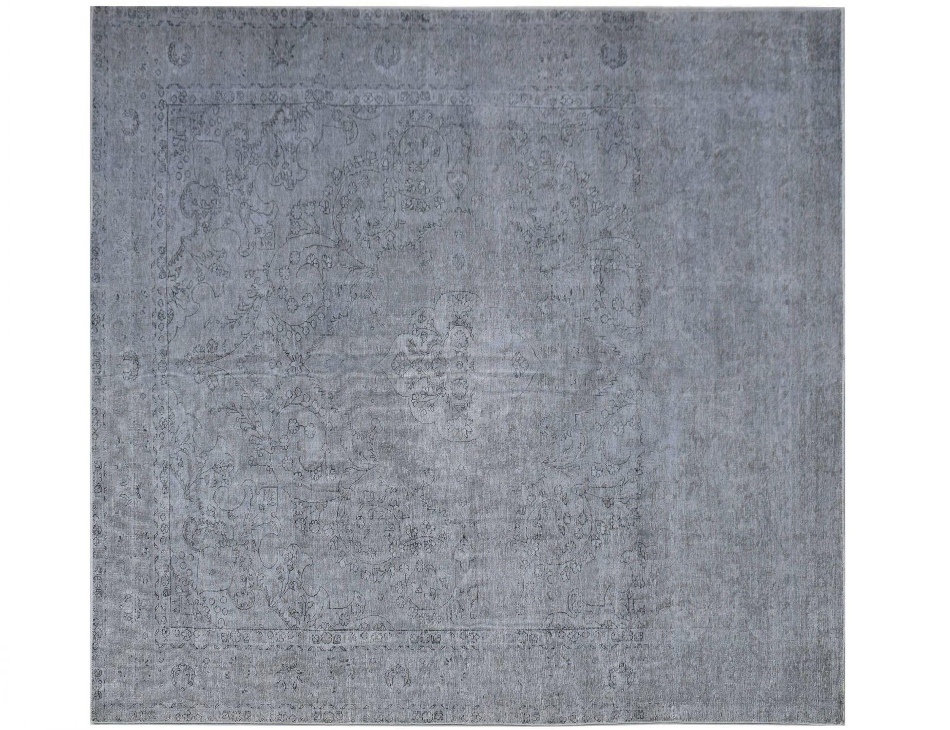 Vintage Perserteppich  grau <br/>293 x 293 cm