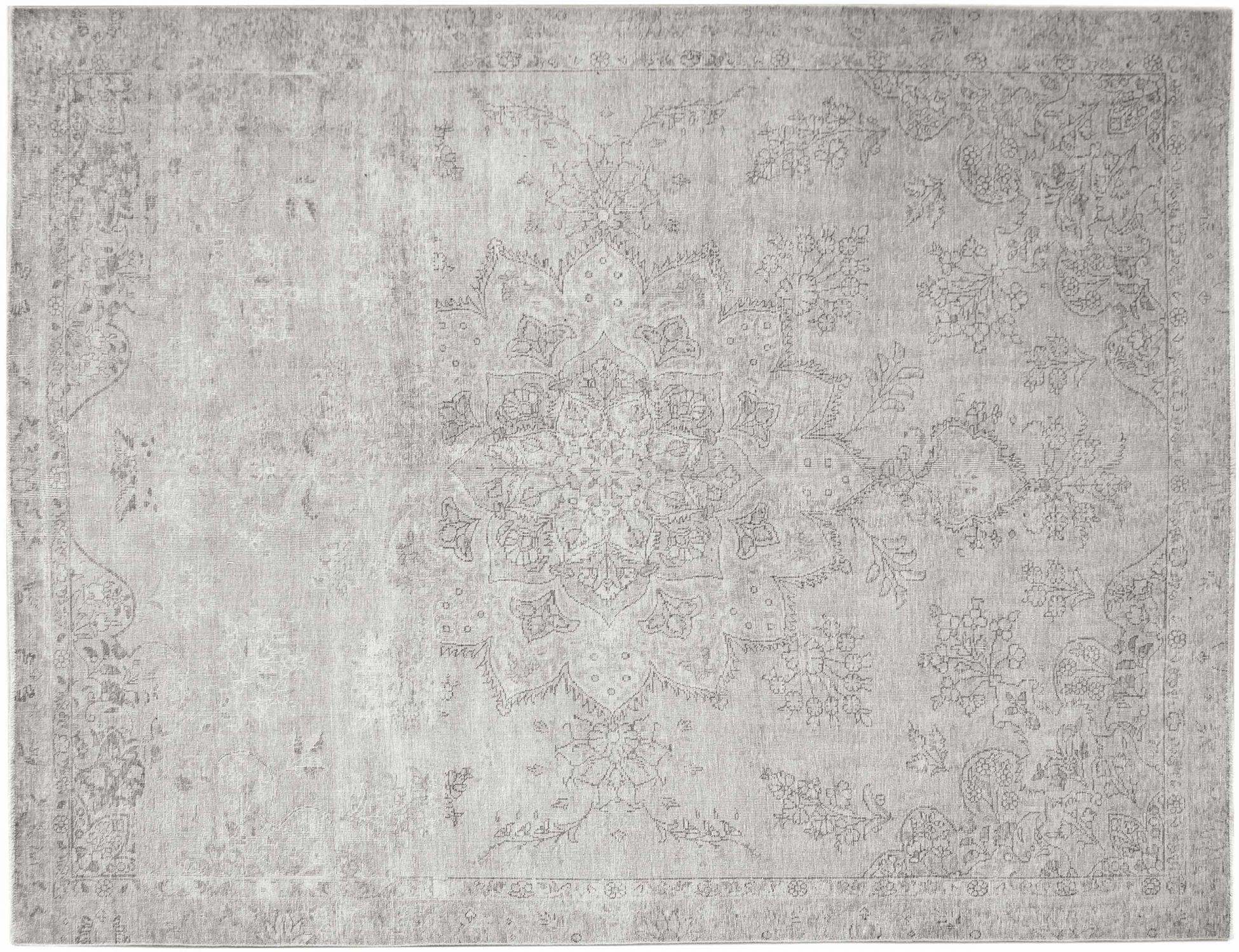 Tappeto Vintage  grigo <br/>350 x 253 cm