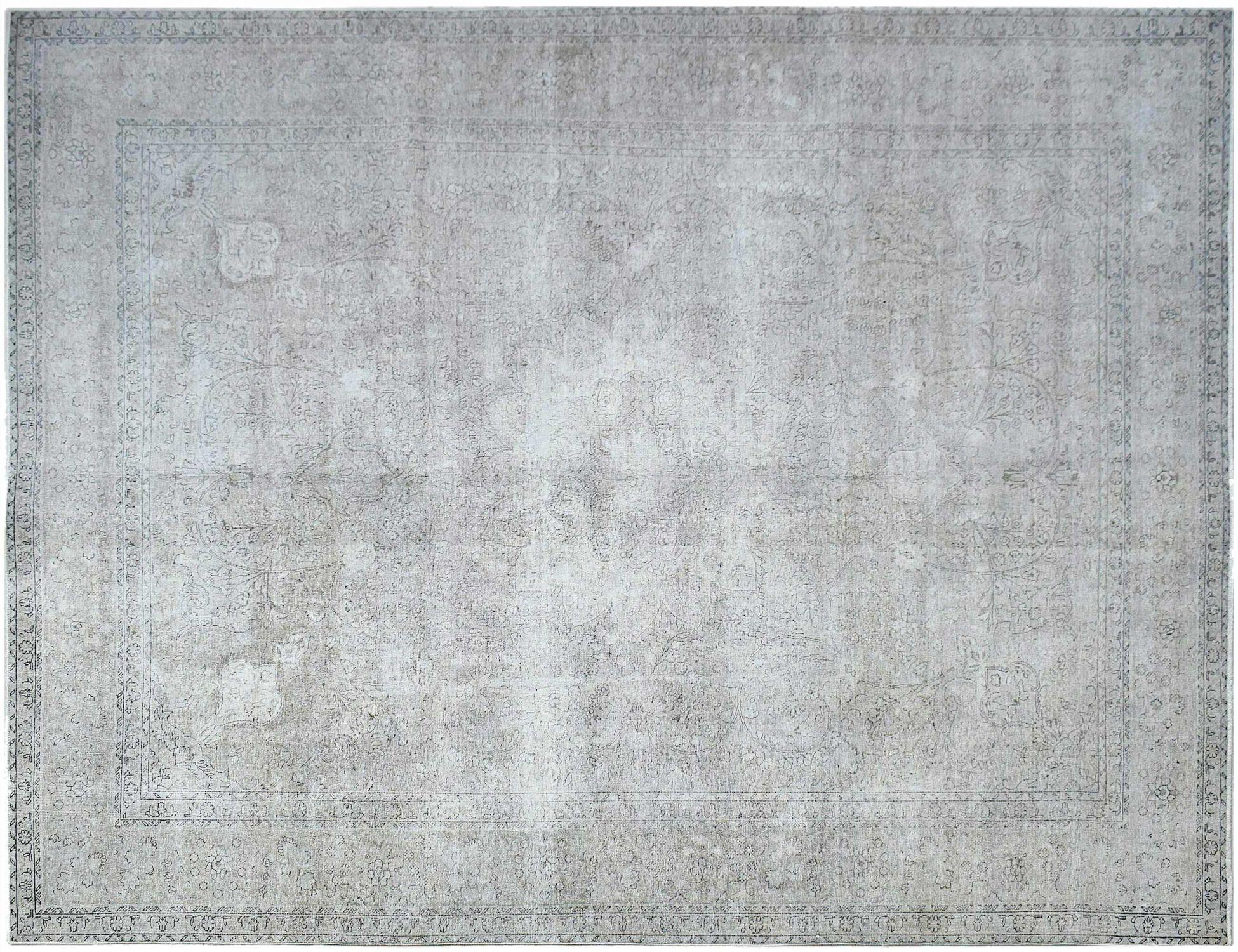Tappeto Vintage  grigo <br/>397 x 302 cm