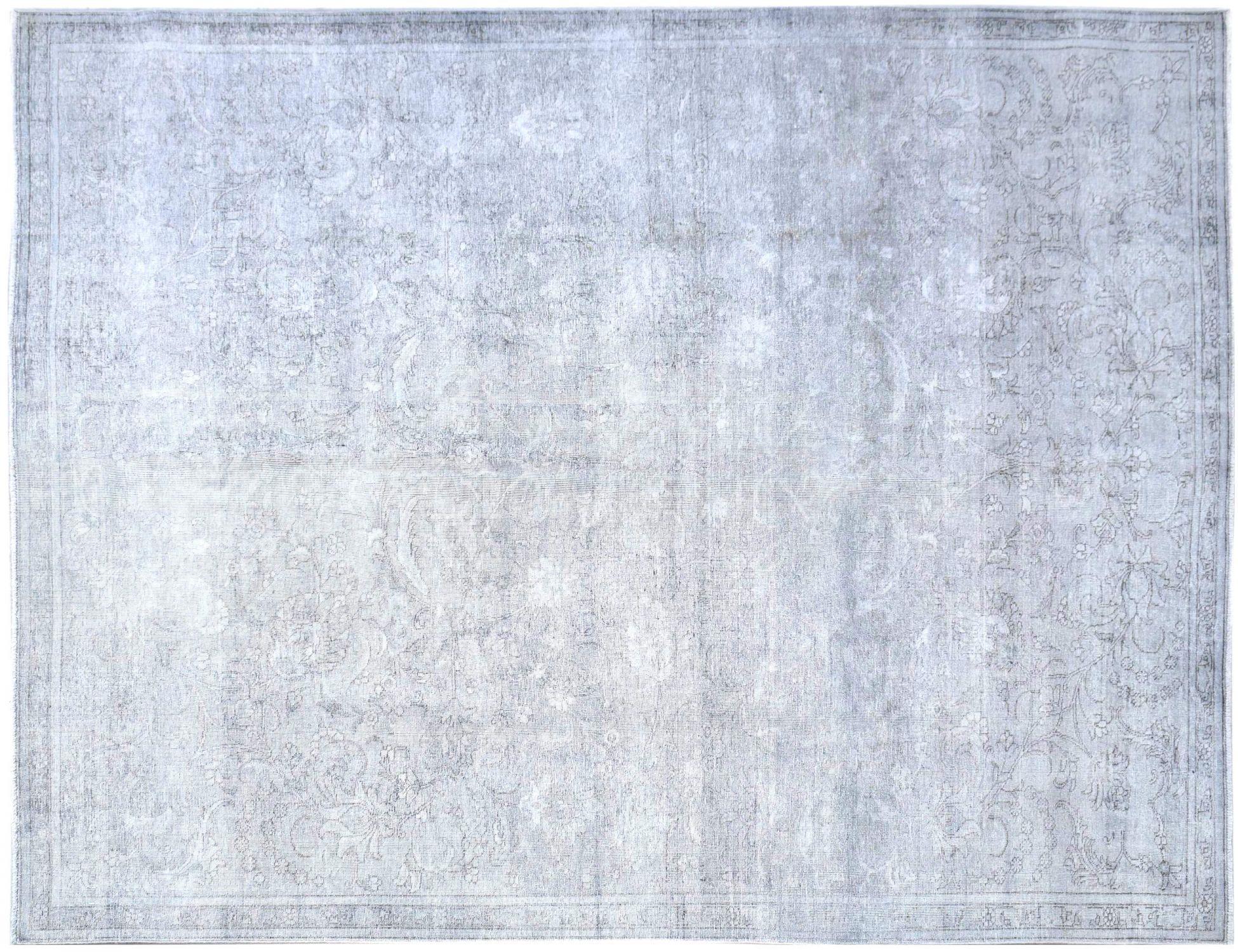 Tappeto Vintage  blu <br/>324 x 225 cm